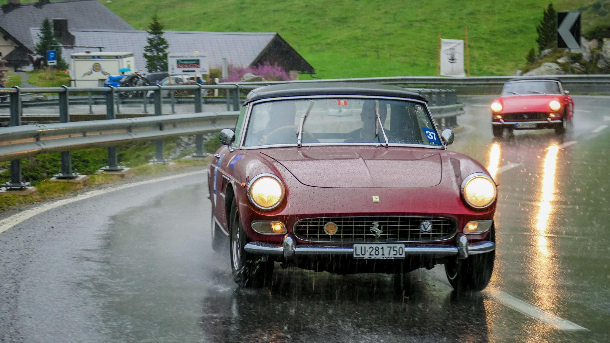 Ferrari 275 GTS - LU-281750 (CH)