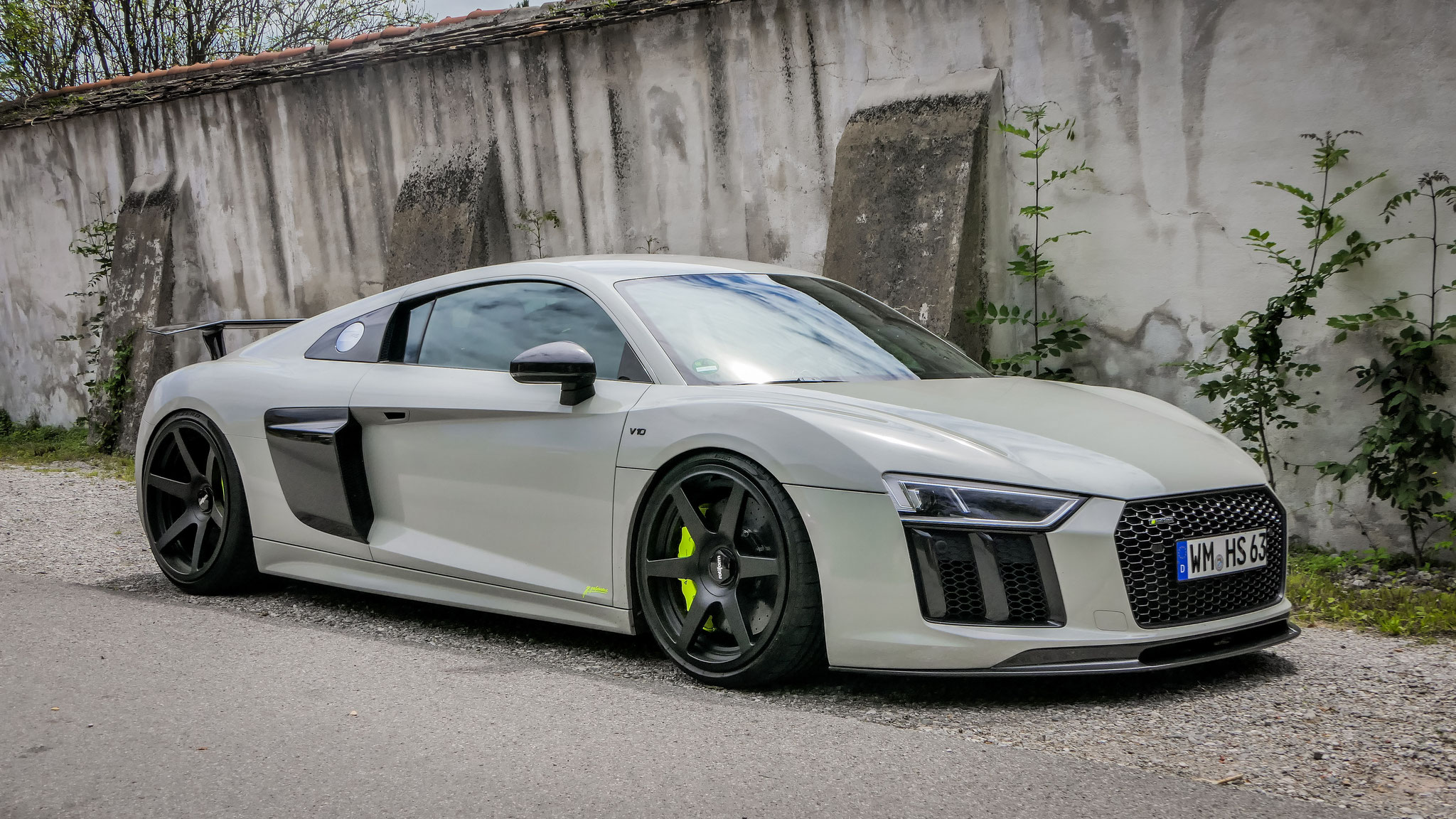 Audi R8 V10 JP Performance - WM-HS-63