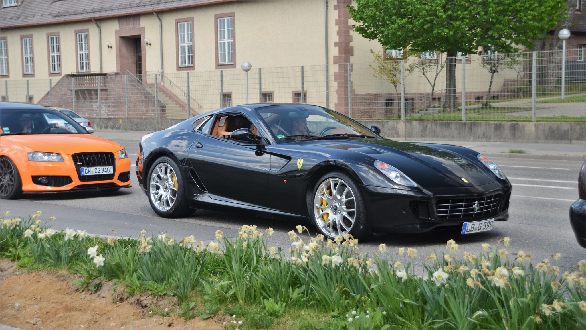 Ferrari 599 GTB - LB-G-599