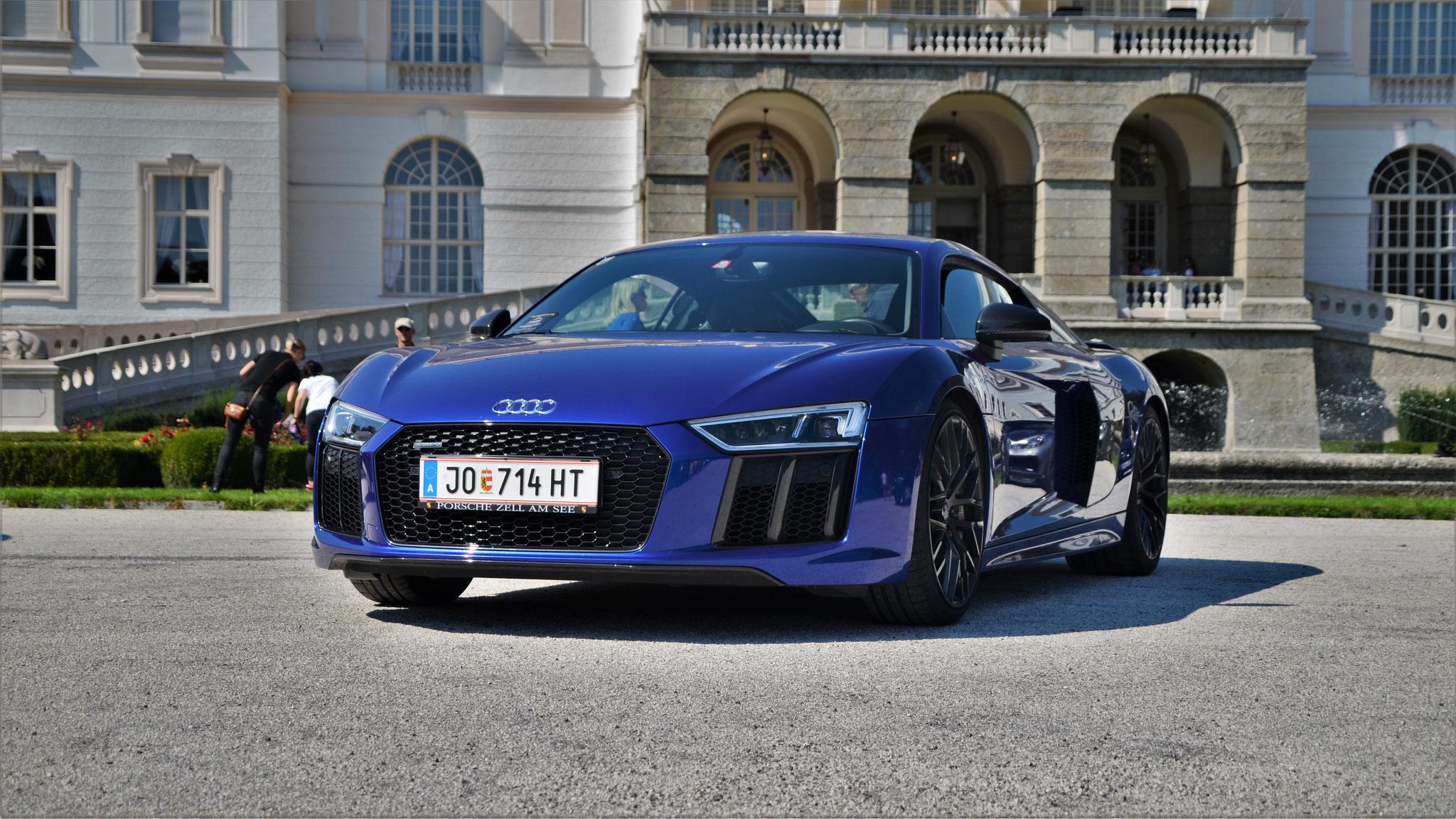 Audi R8 V10 - JO-714-HT (AUT)