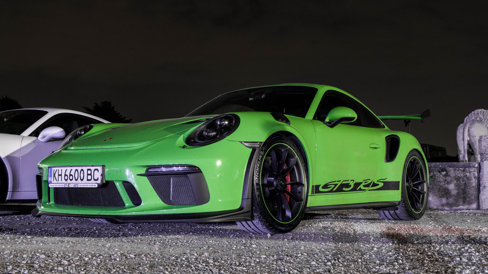 Porsche 911 991.2 GT3 RS - KH-6600-BC (BG)