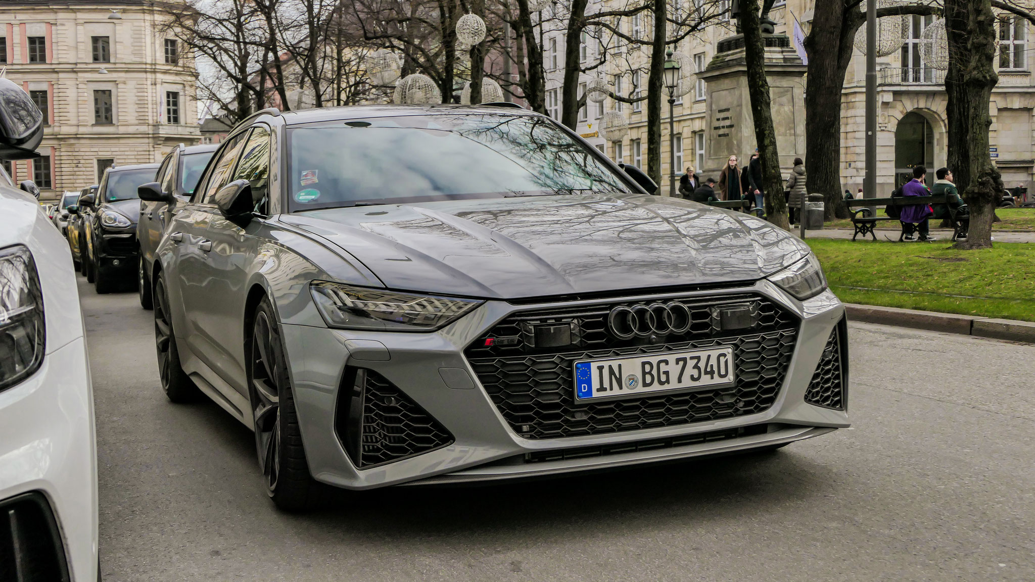 Audi RS6 - IN-BG-7340