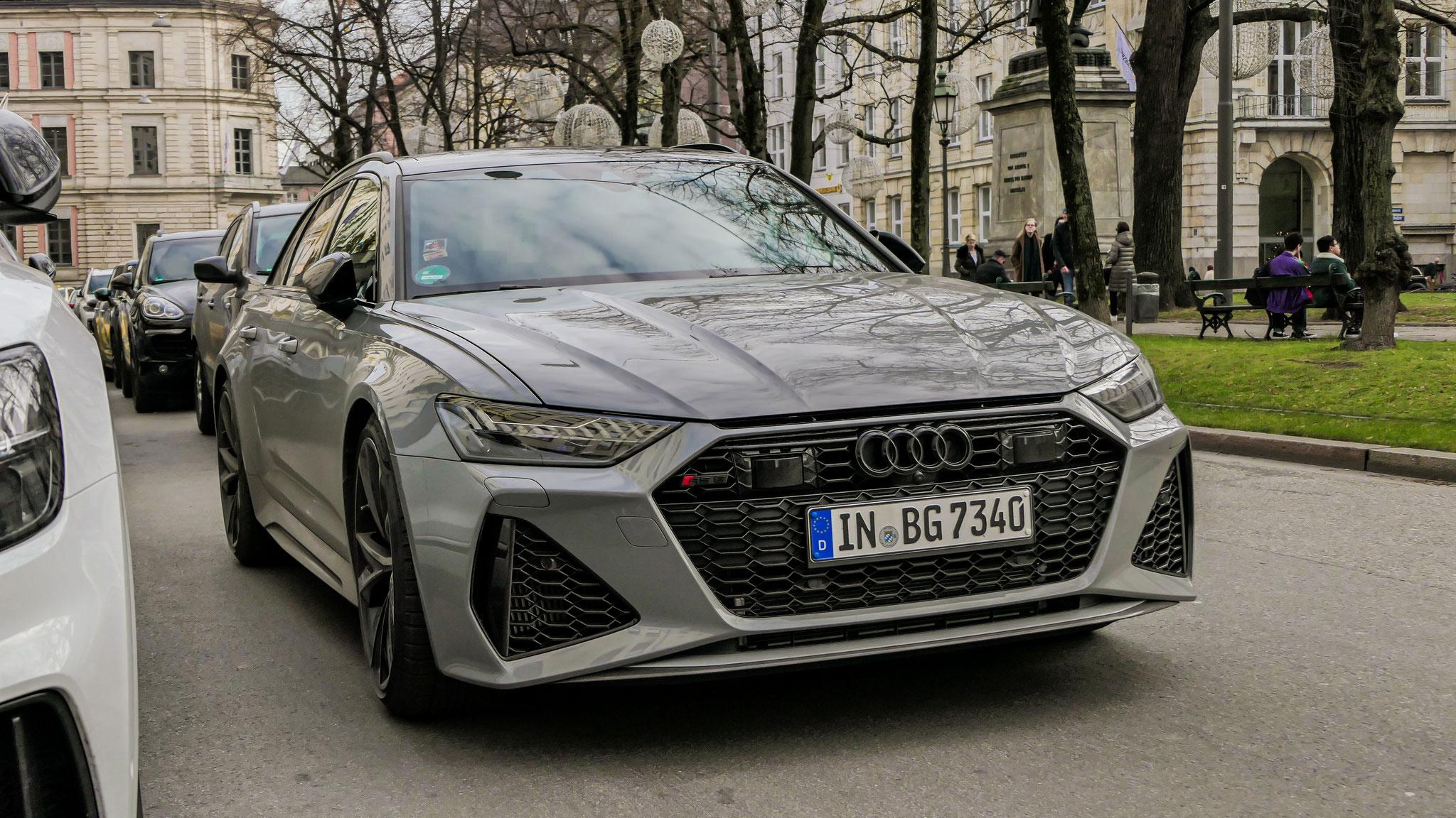 Audi RS6 - IN-BG-7340