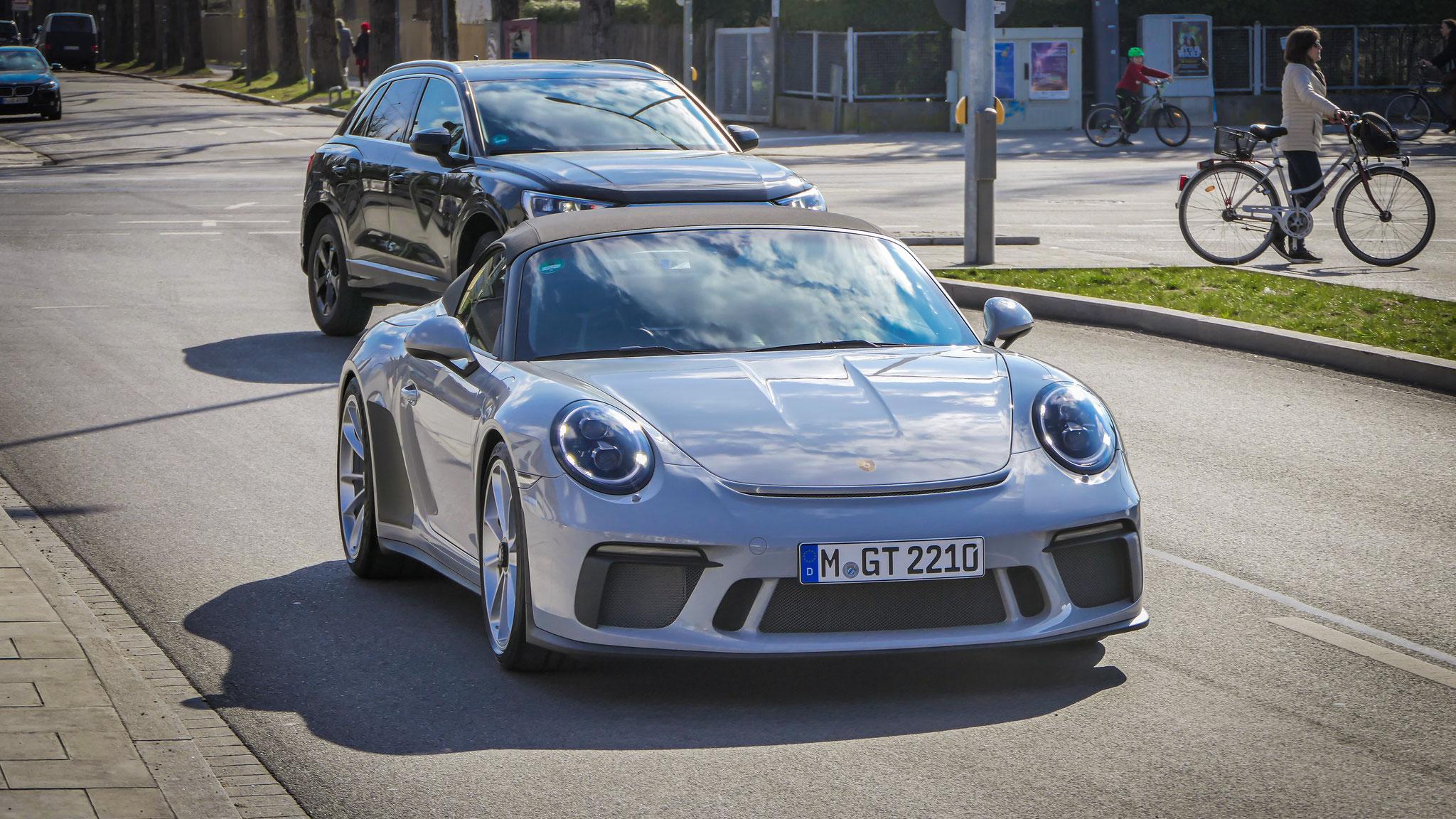 Porsche 991 Speedster - M-GT-2210