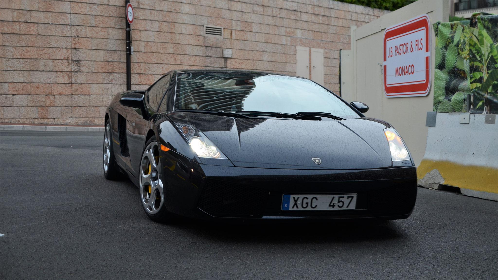 Lamborghini Gallardo Coupé - XGC-457 (SWE)