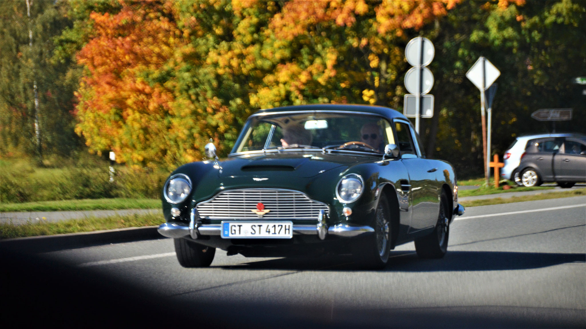 Aston Martin DB5 - GT-ST-417H