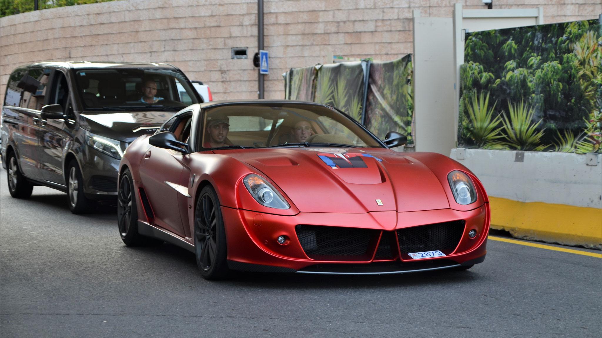 Masory Stallone Ferrari 599 - 2879 (MC)