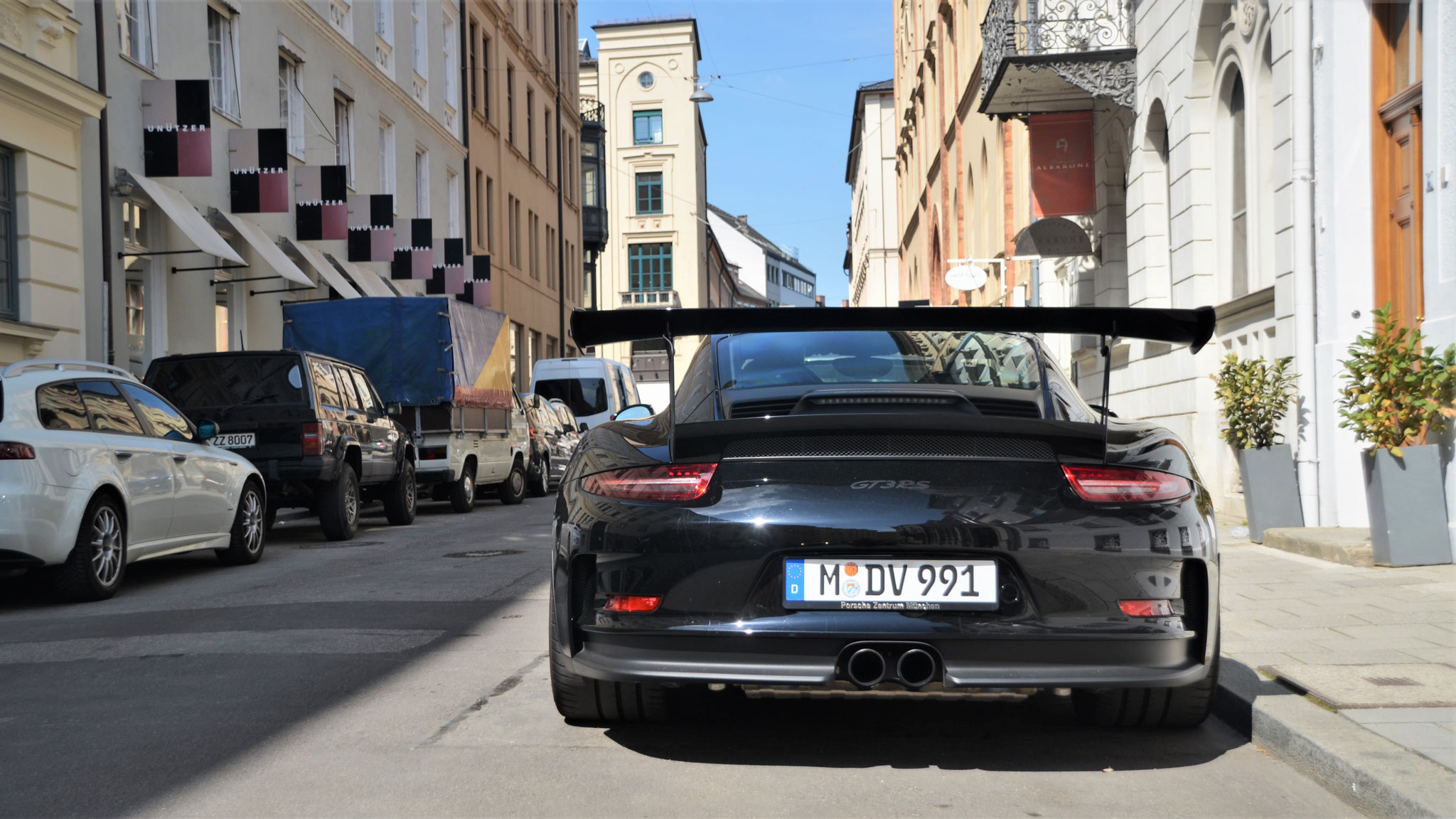 Porsche 911 GT3 RS - M-DV-991