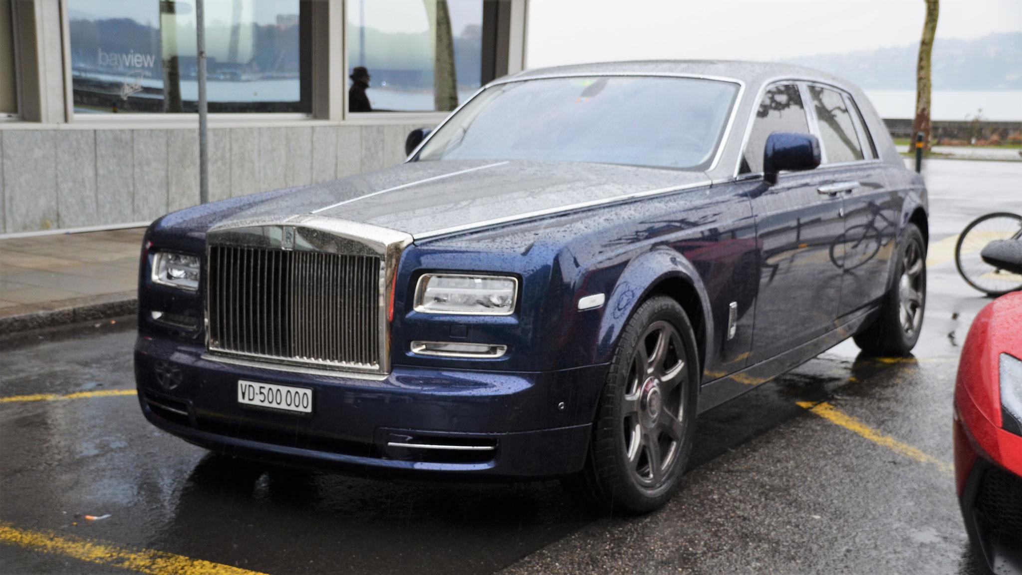 Rolls Royce Phantom - VD-500000 (CH)