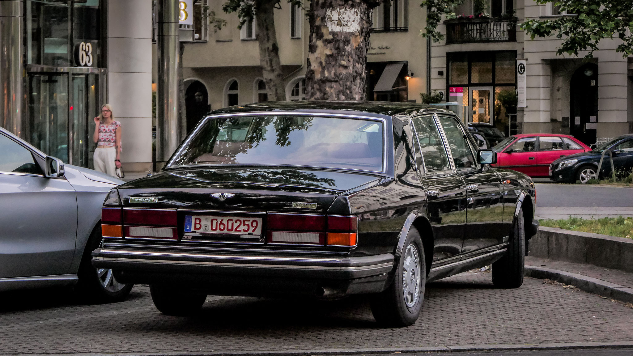 Bentley Mulsanne - B-060259