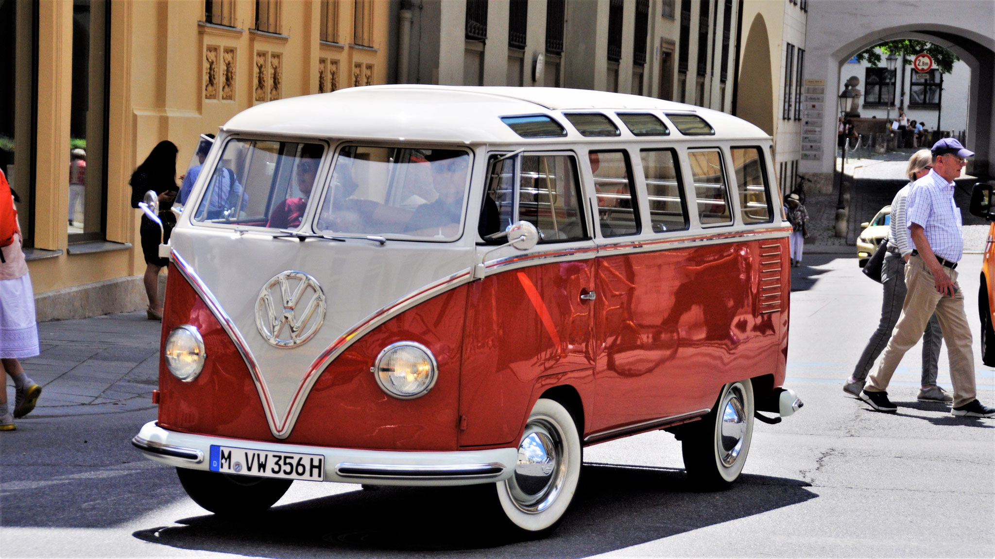 VW T1 - M-VW-356H