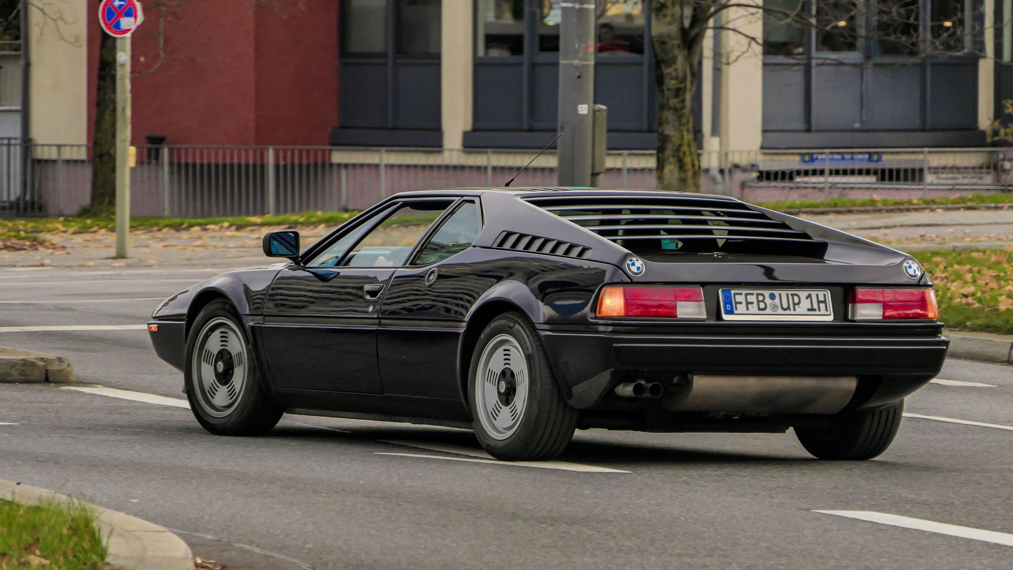 BMW M1 - FFB-UP-1H