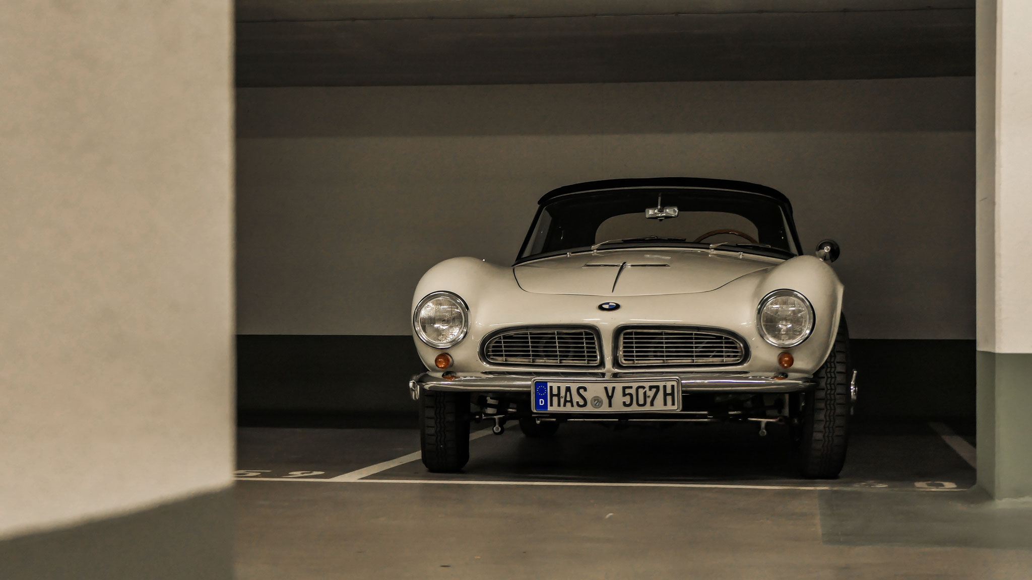 BMW 507 - HAS-Y-507H