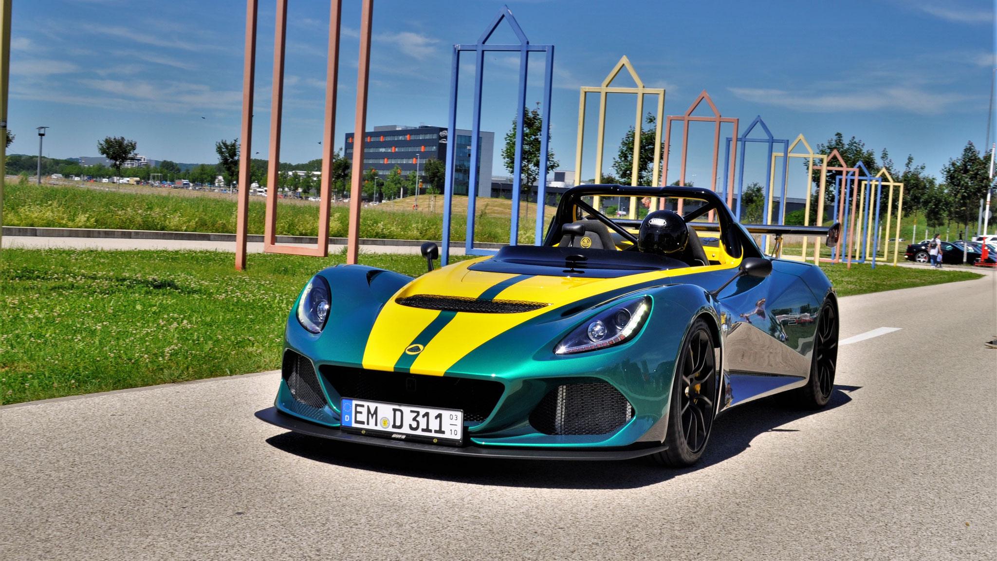 Lotus 3eleven ( 1 of 311) - EM-D-311