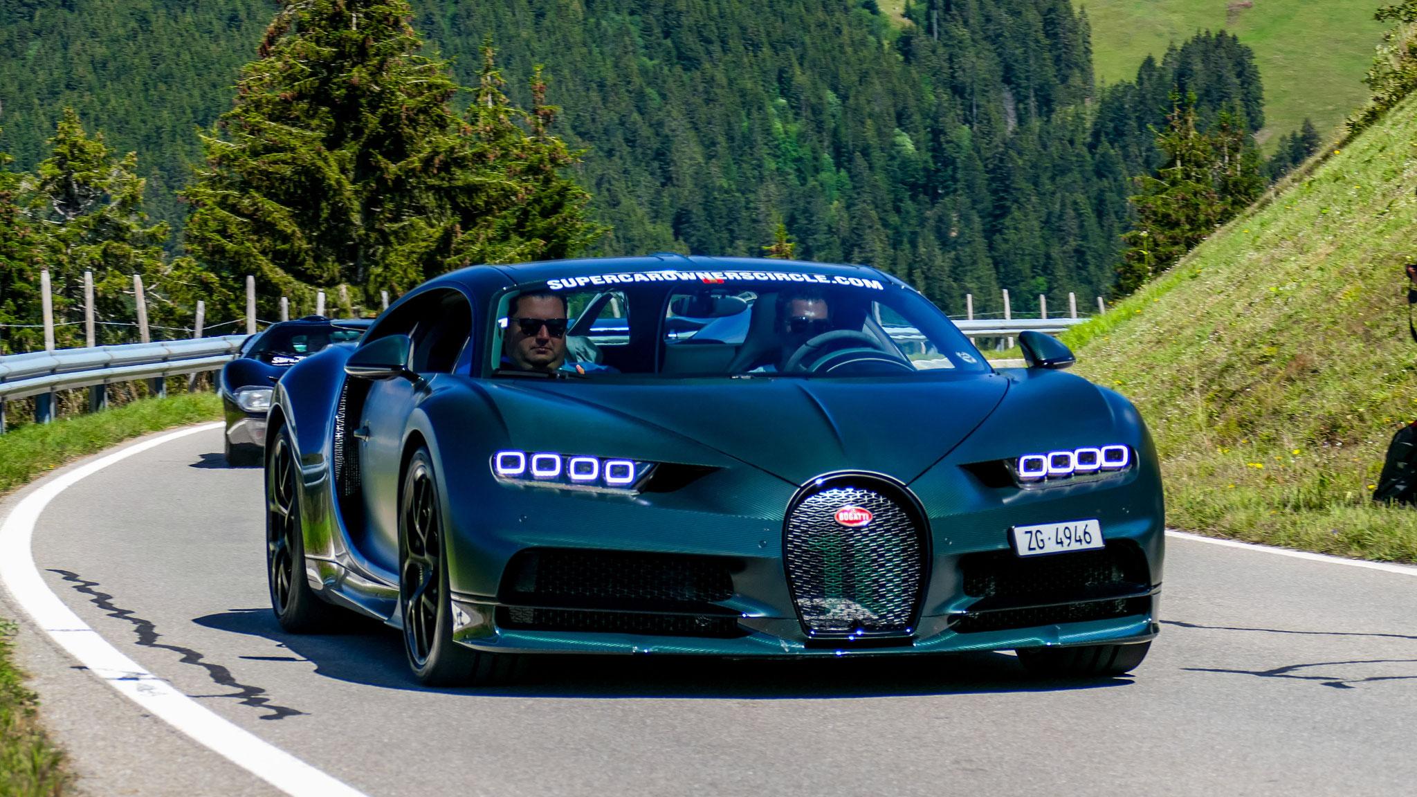 Bugatti Chiron Sport - ZG-4946 (CH)