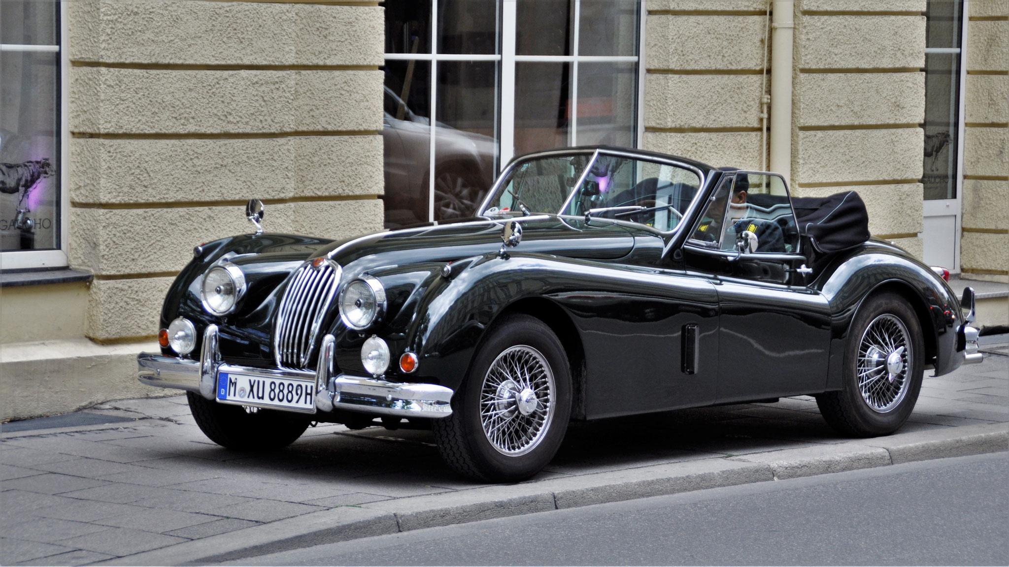 Jaguar XK 120 Cabrio - M-XU-8889H