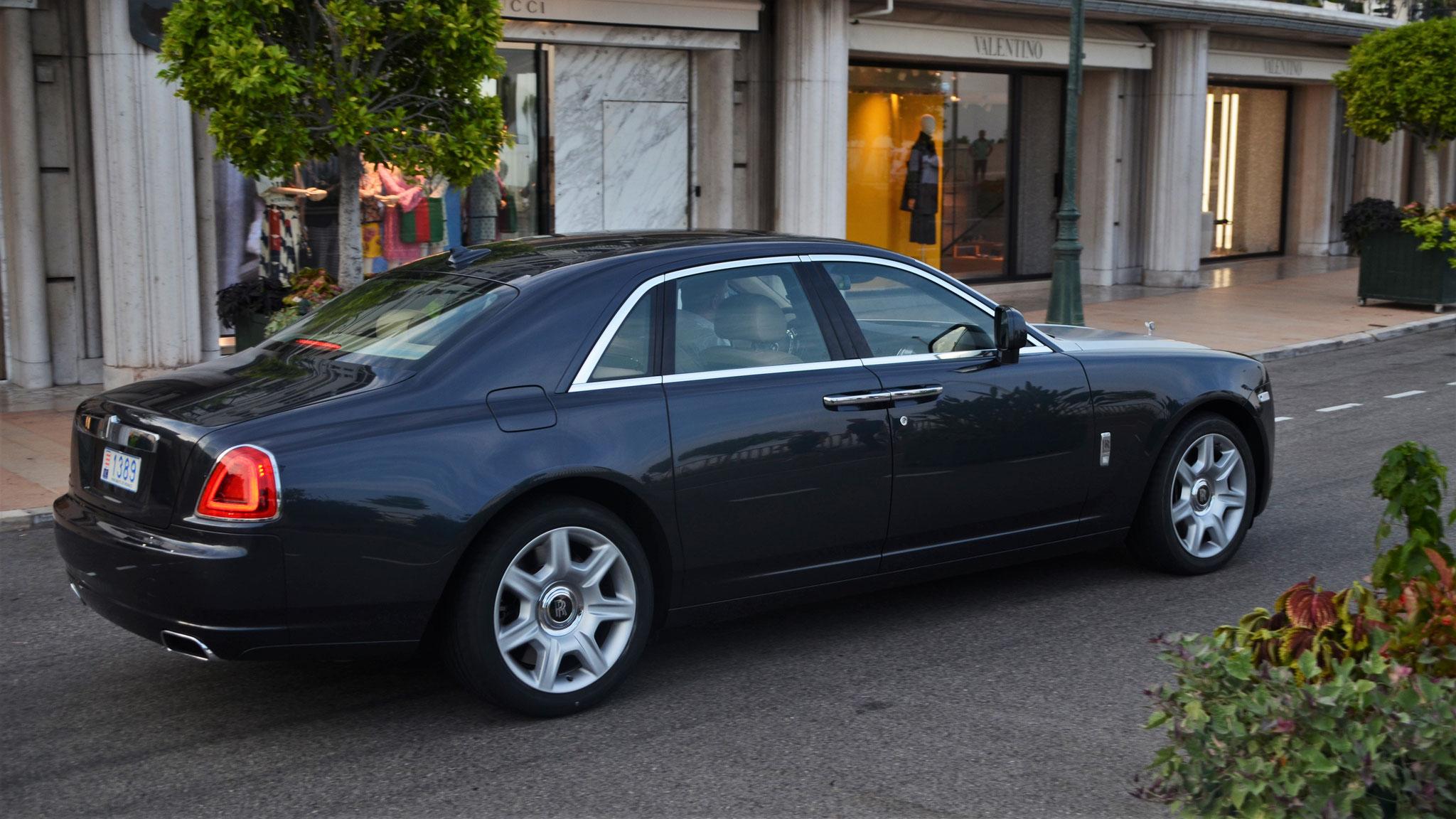Rolls Royce Ghost Series II - 1389 (MC)