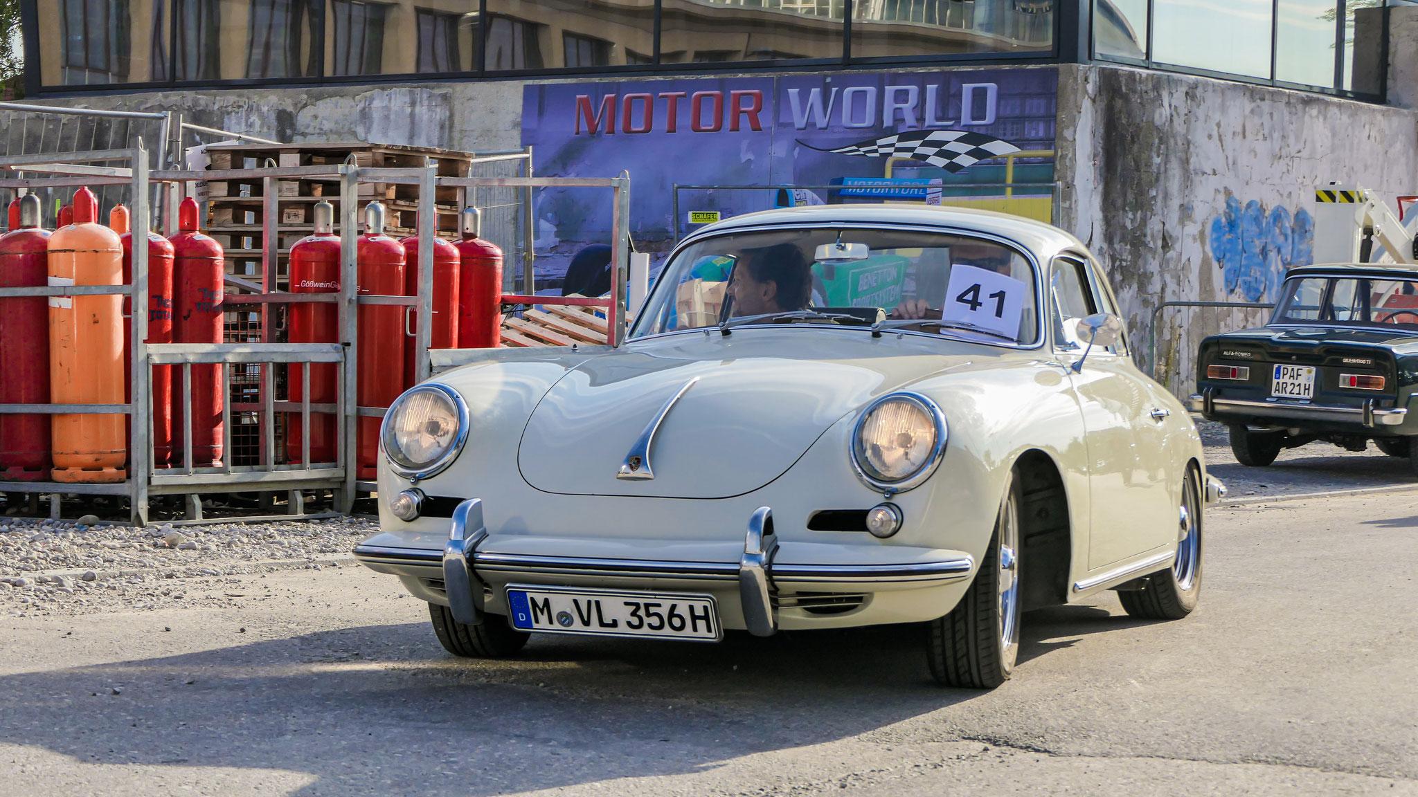 Porsche 356 1600 - M-VL-356H