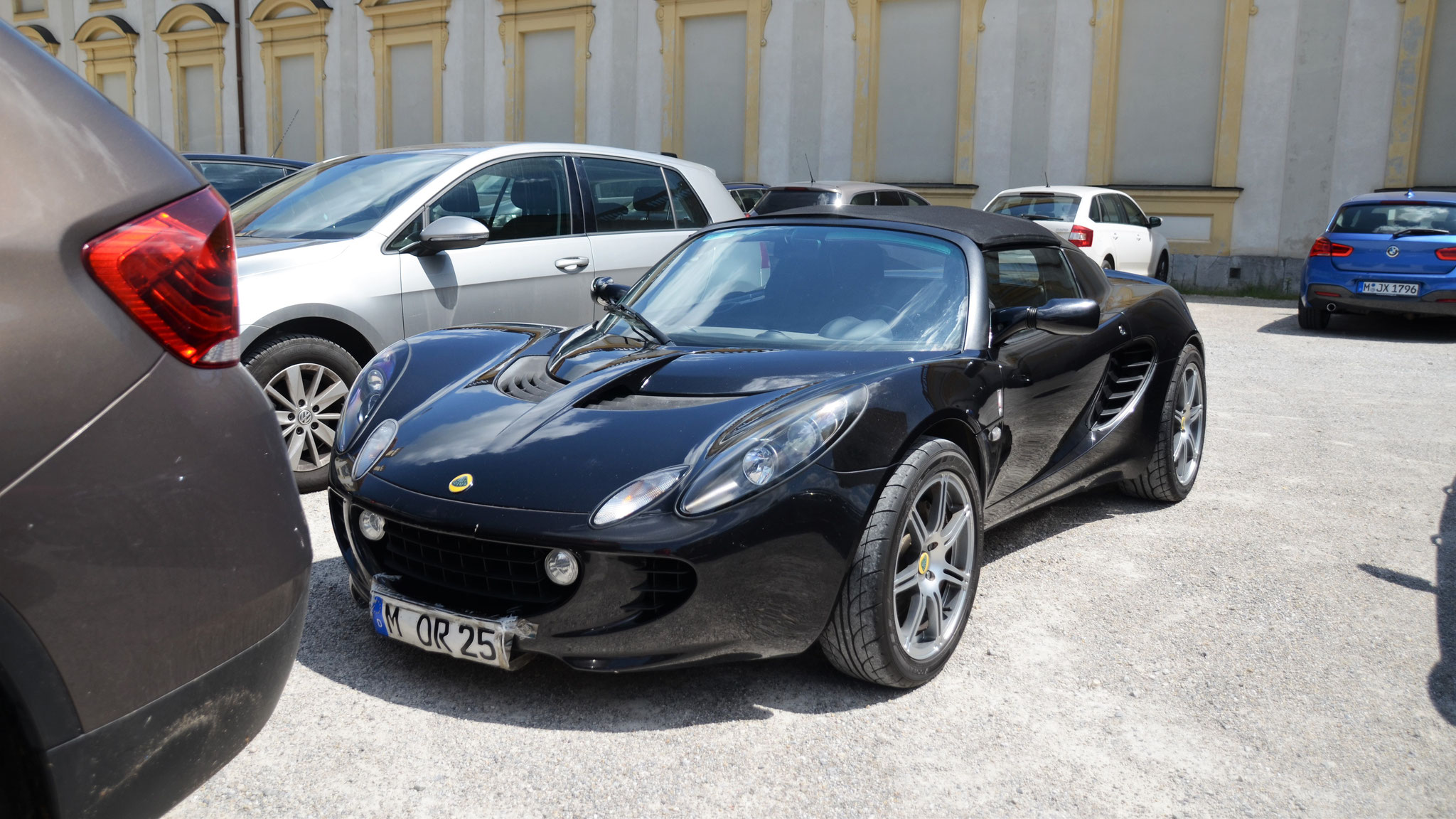Lotus Elise S2 - M-OR-25
