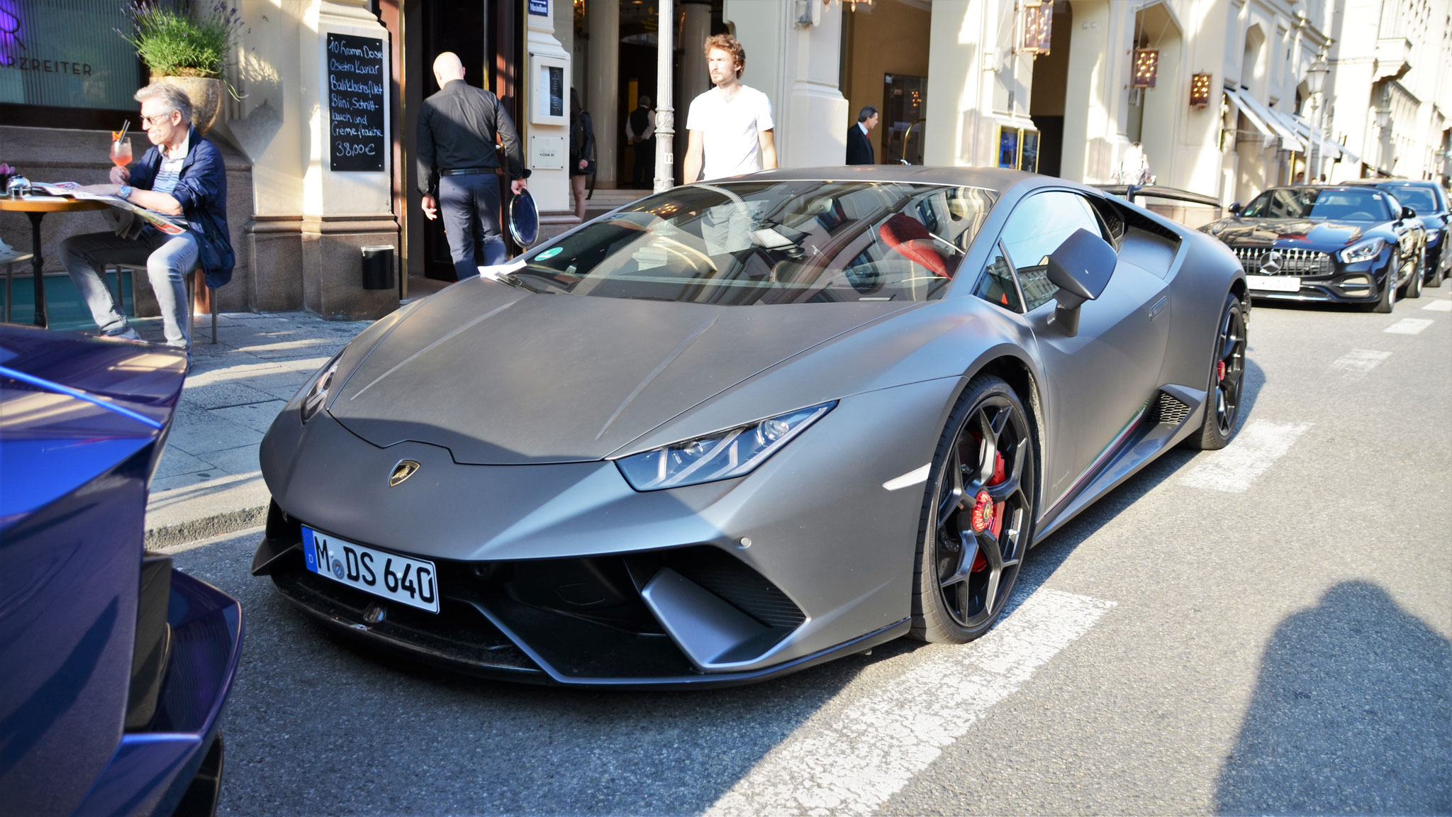 Lamborghini Huracan Performante - M-DS-640