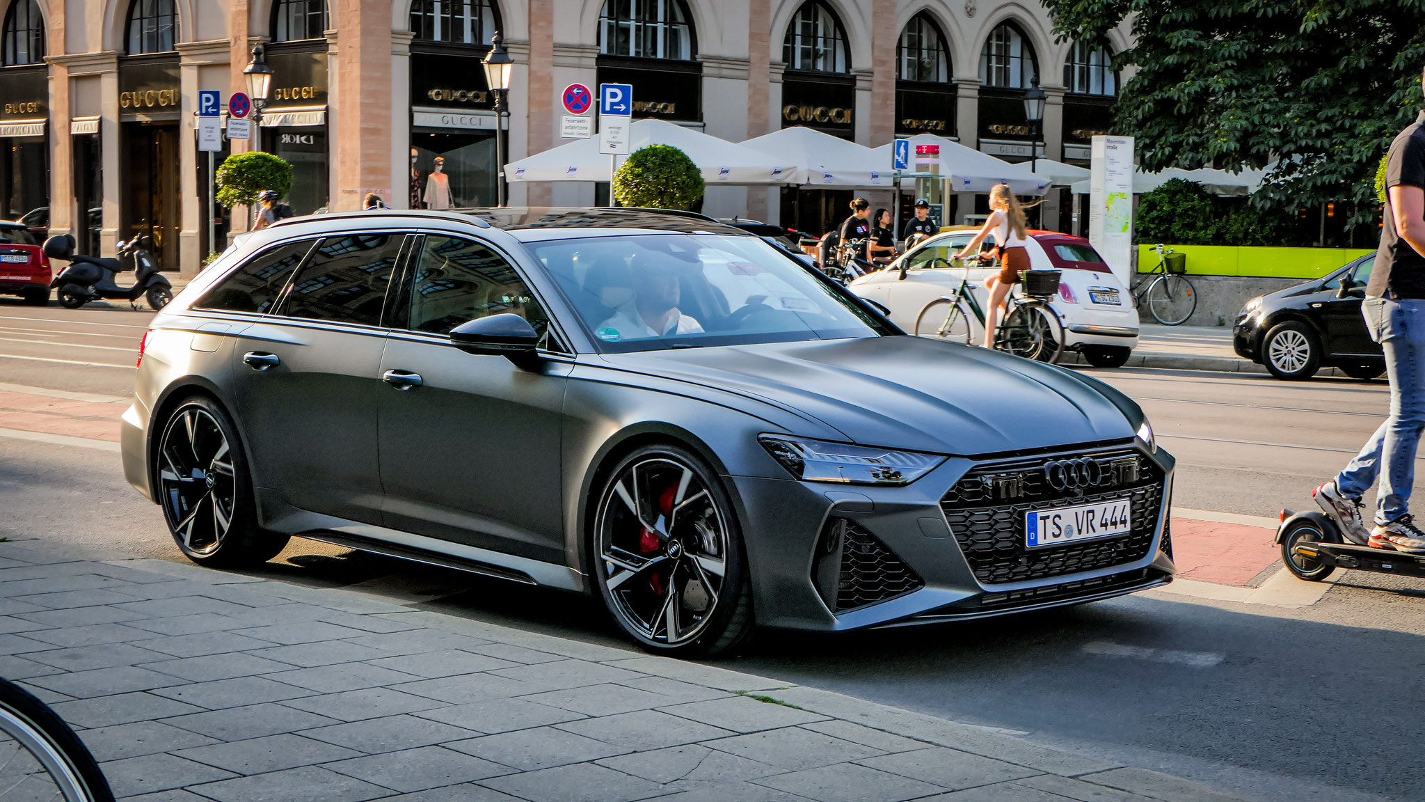Audi RS6 - TS-VR-444