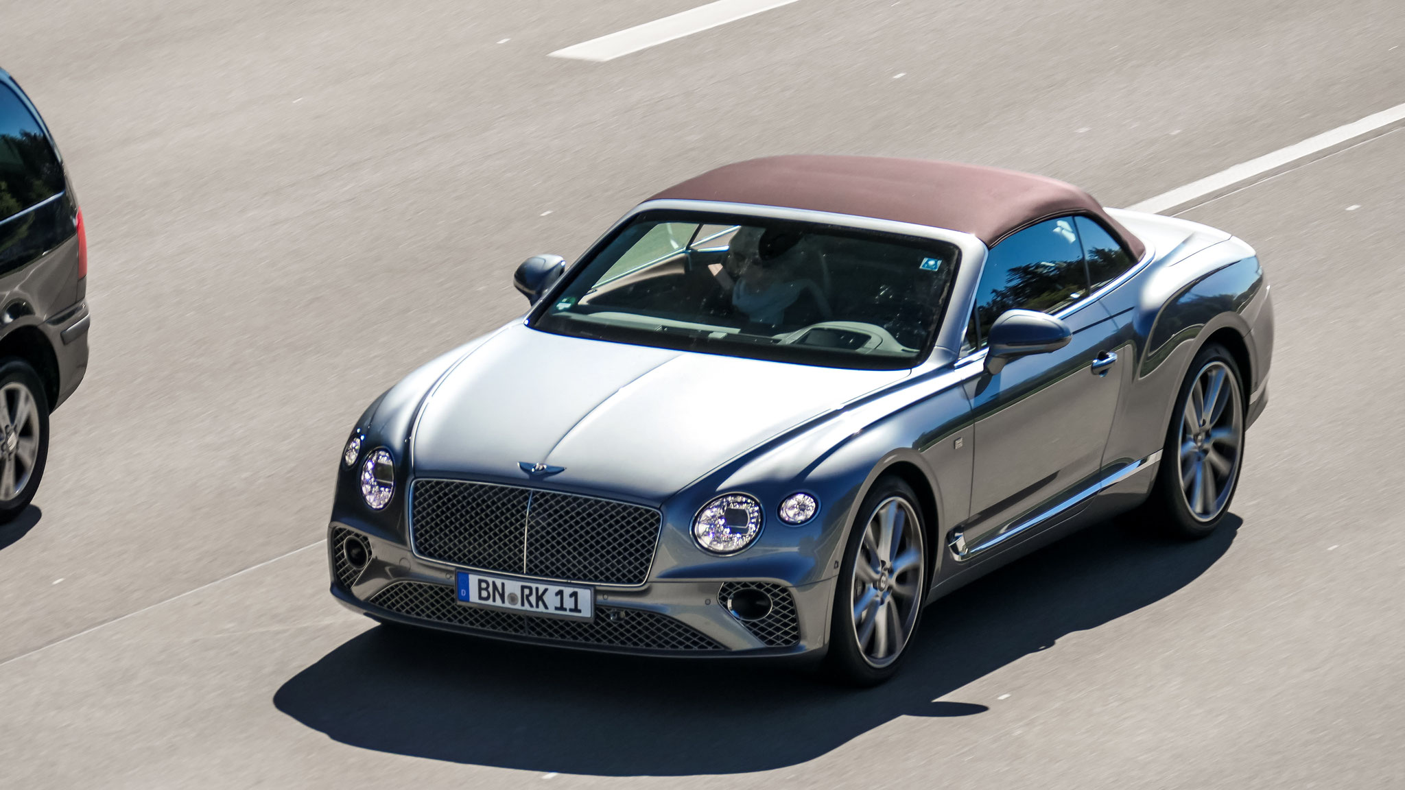 Bentley Continental GTC - BN-RK-11
