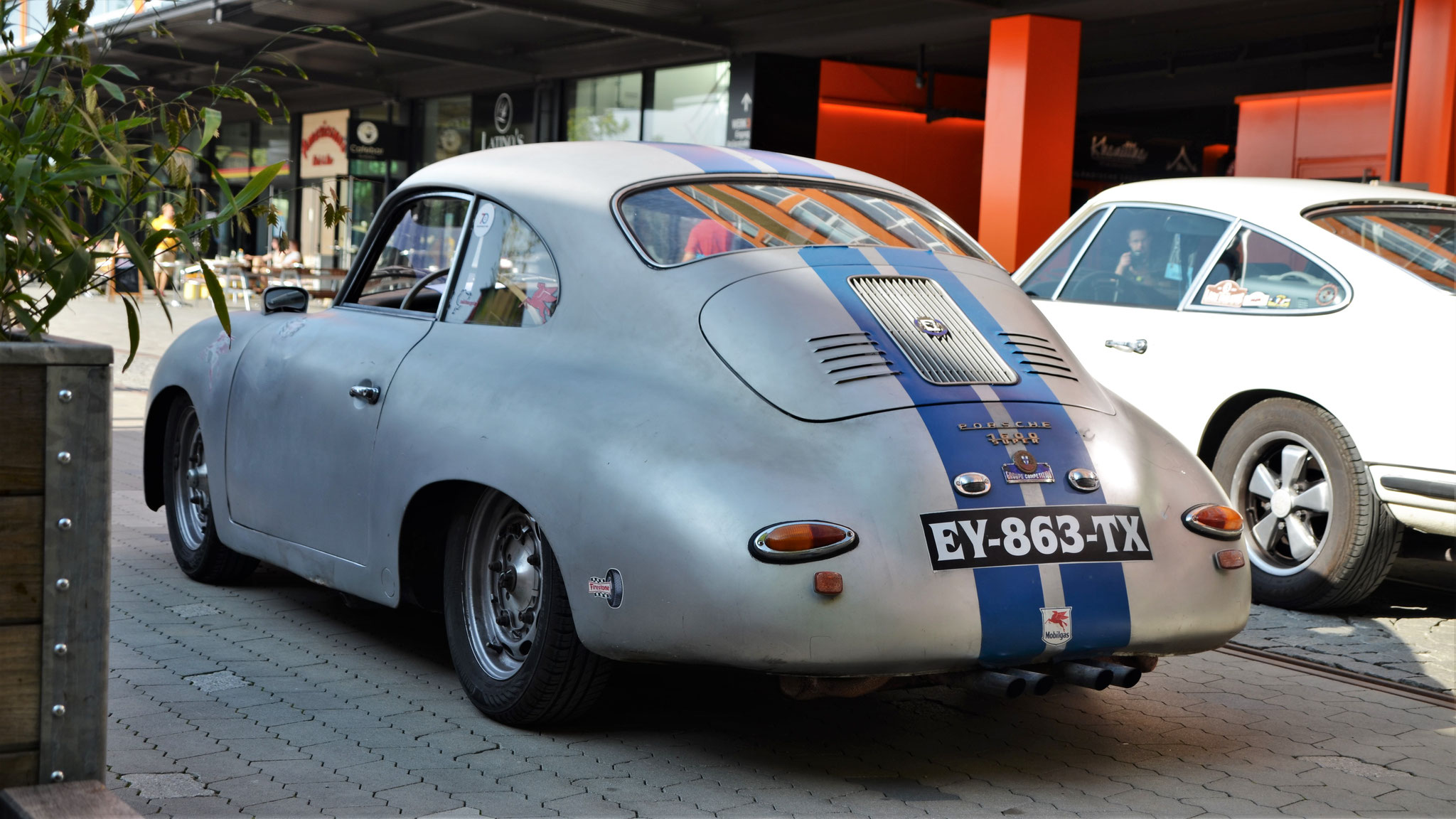 Porsche 356 1600 Super - EY-863-TX