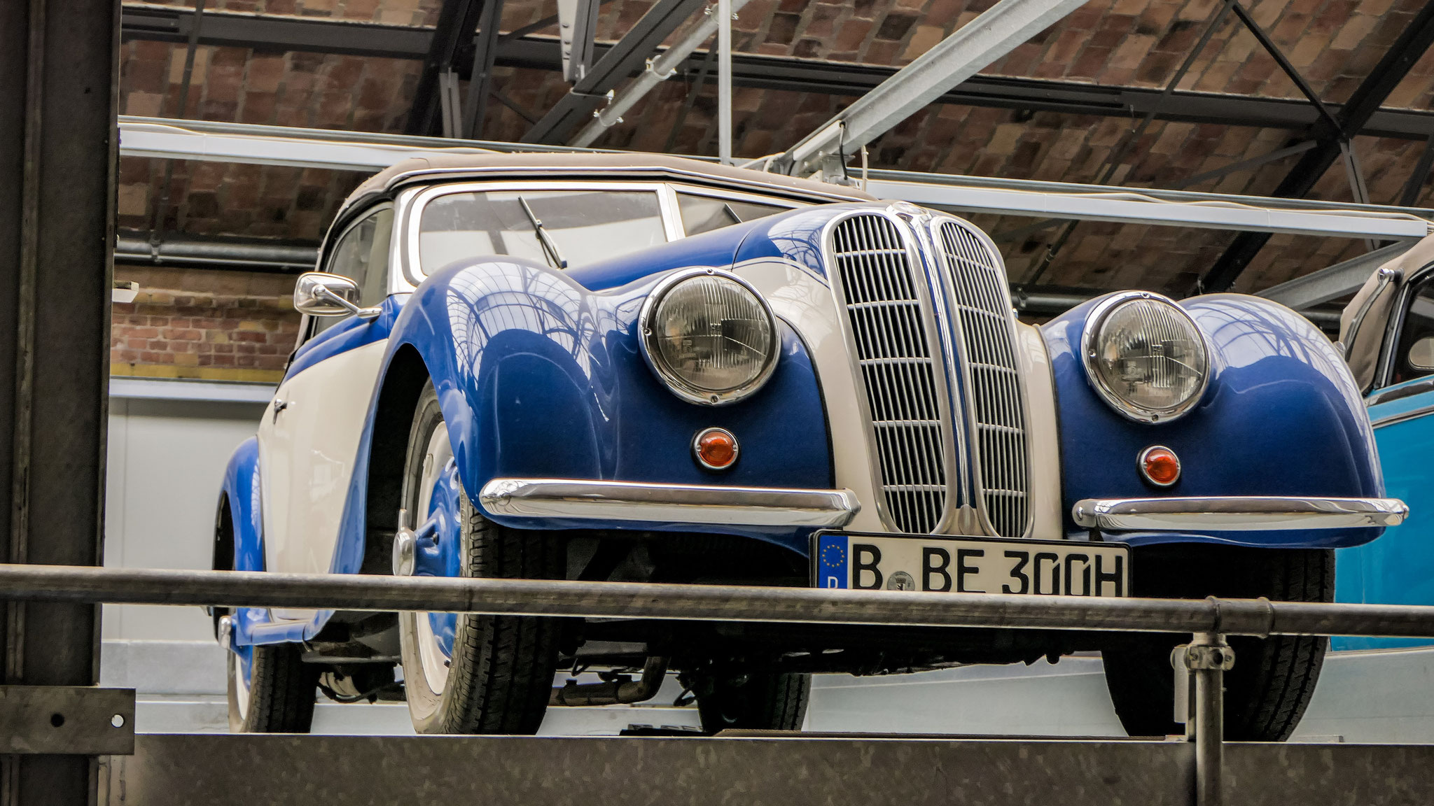 BMW 327 Sportkabriolett - B-BE-300H
