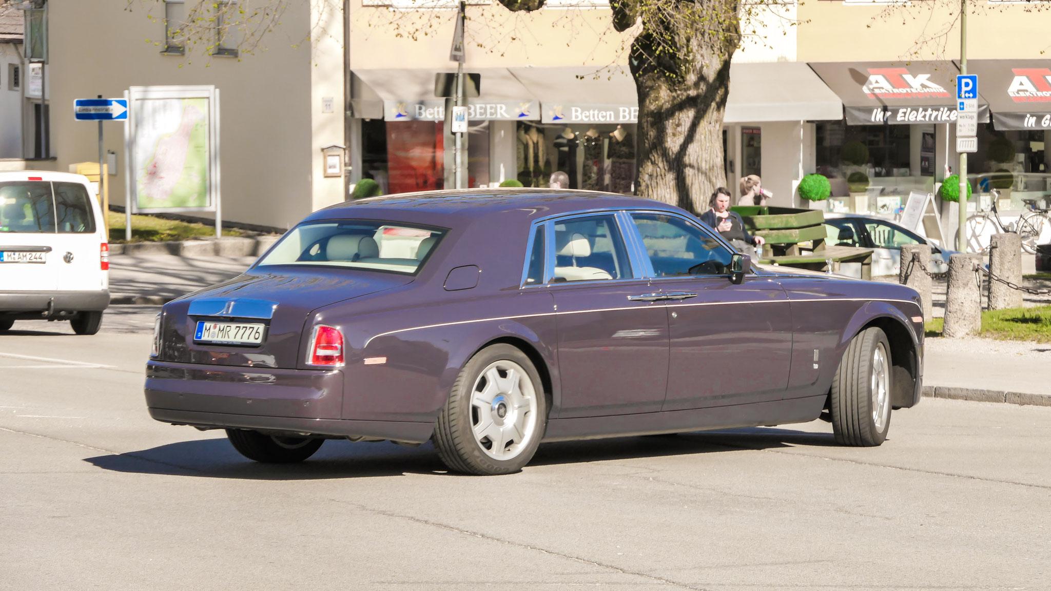Rolls Royce Phantom - M-MR-7776