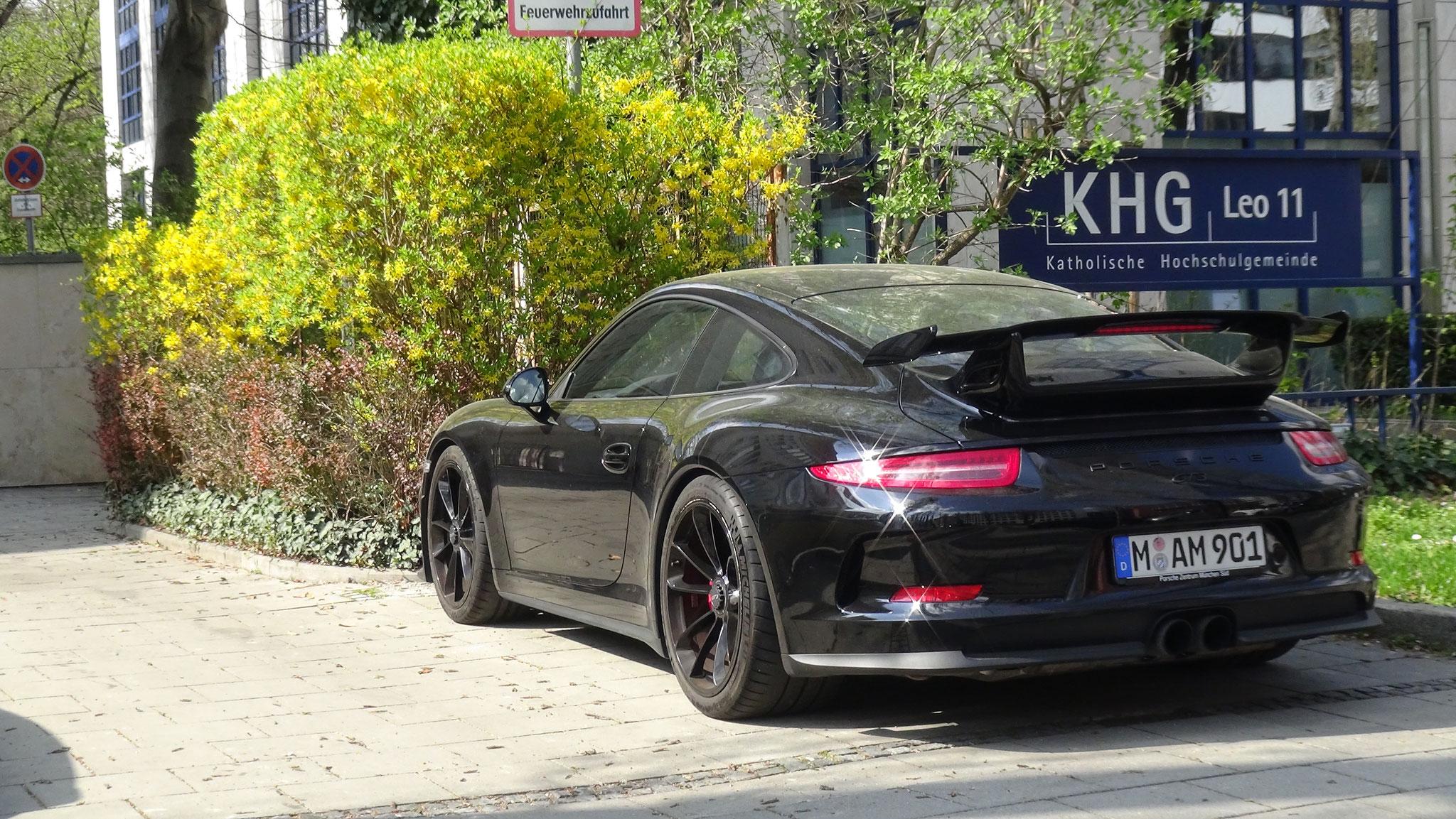 Porsche 991 GT3 - M-AM-901