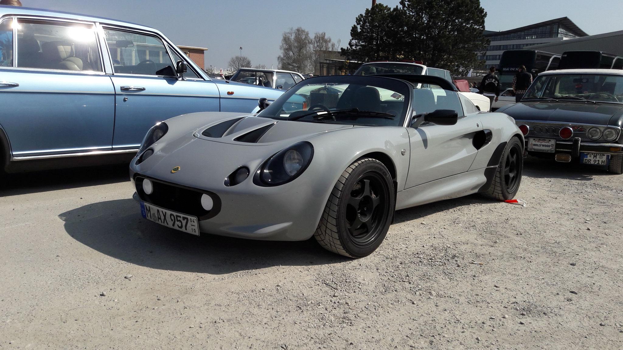 Lotus Elise S1 - M-AX-957
