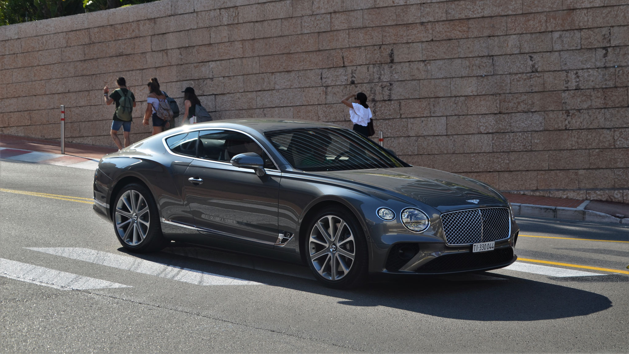 Bentley Continental GT - TI-330044 (CH)
