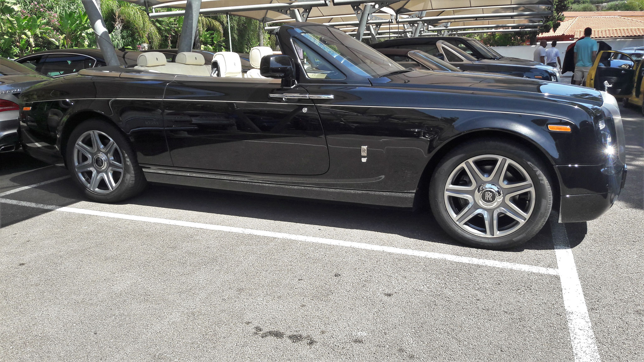 Rolls Royce Drophead - Q494 (MC)