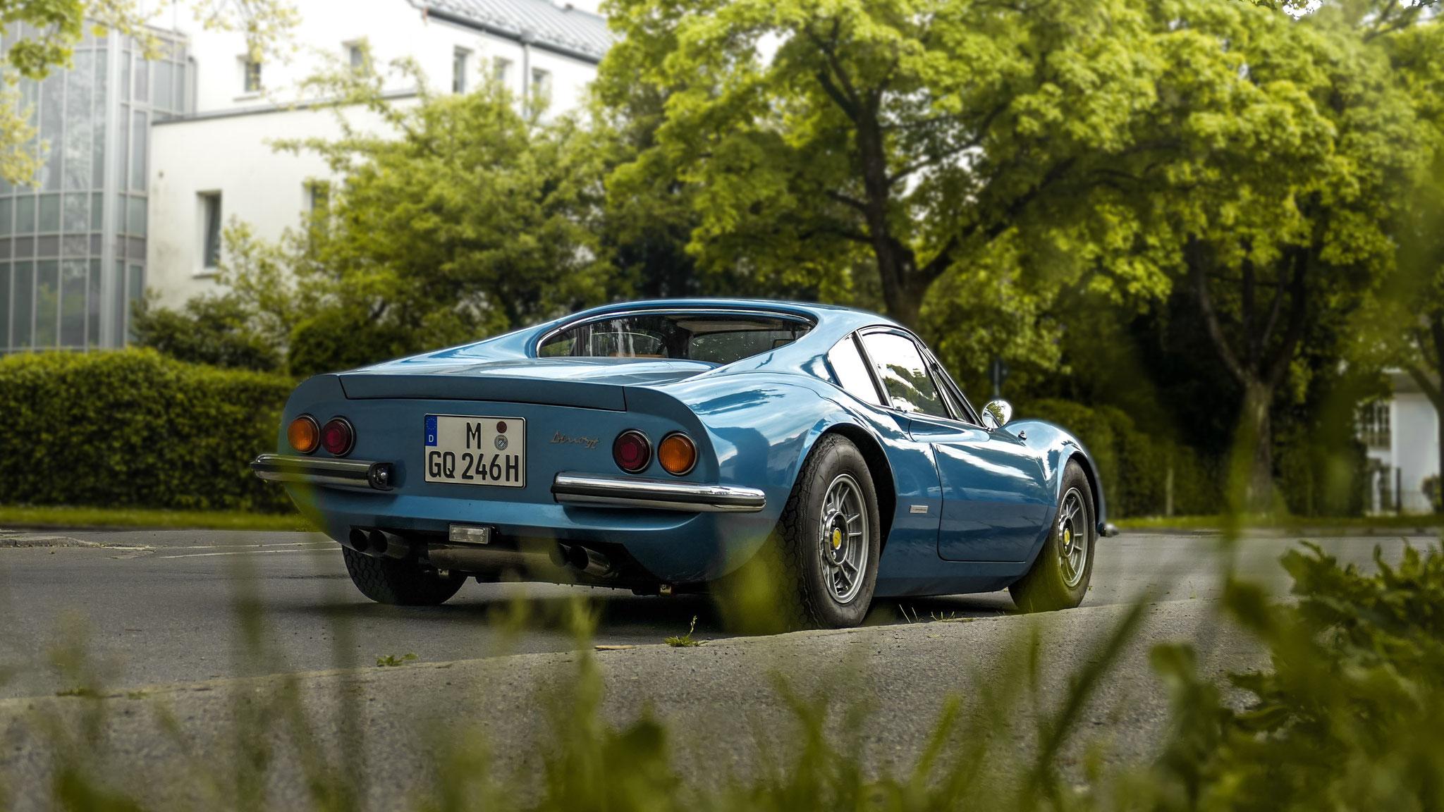 Ferrari Dino 246 - M-GQ-246H