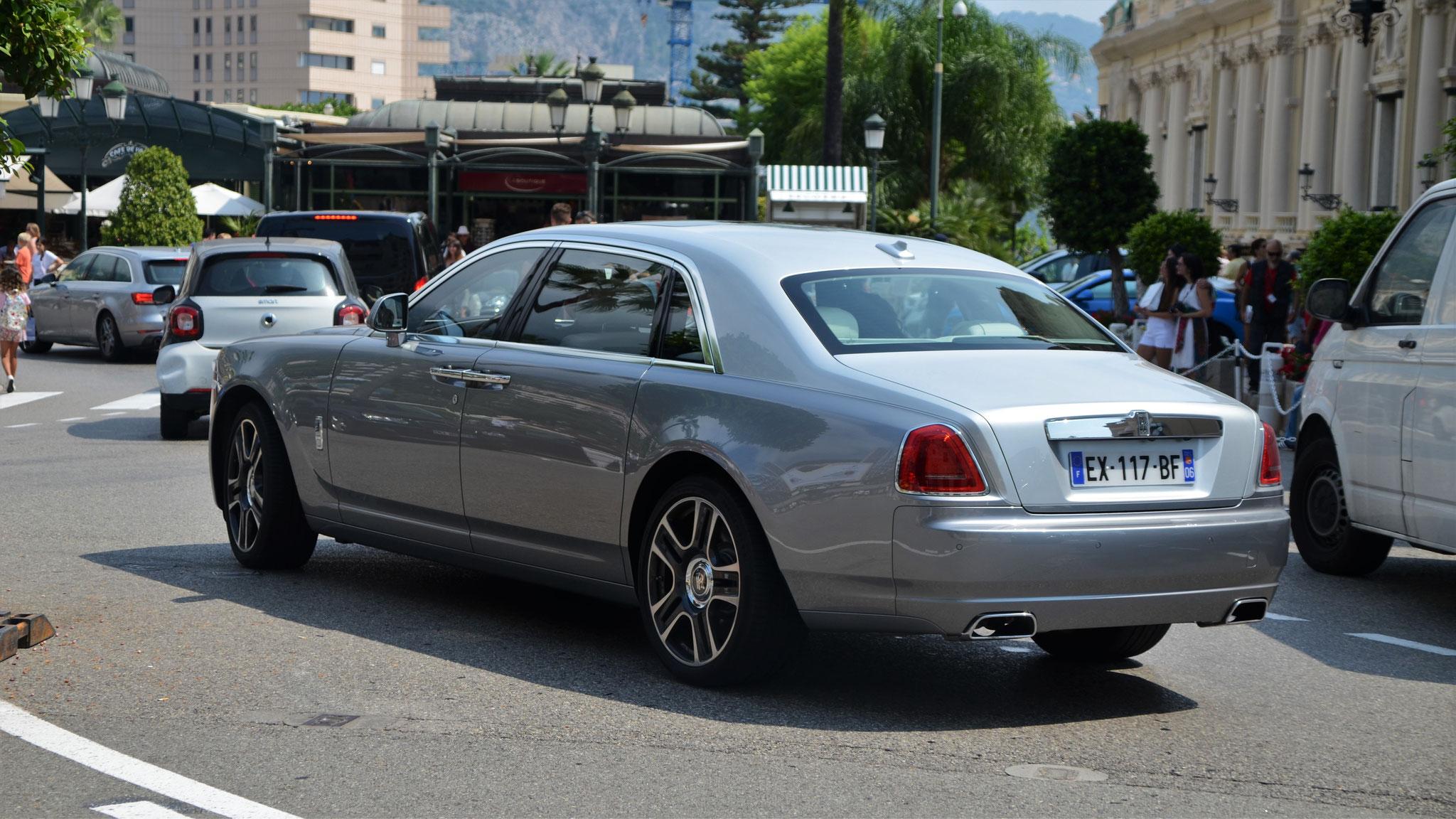 Rolls Royce Ghost Series II - EX-117-BF-06 (FRA)