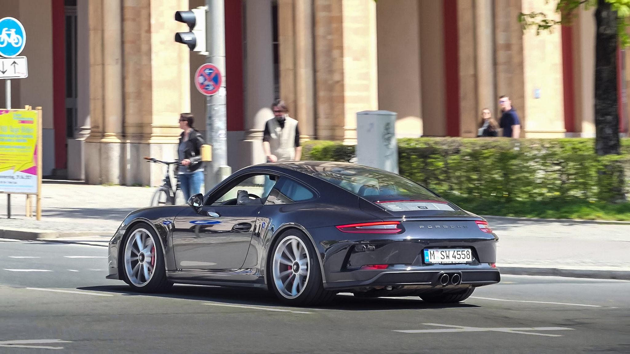 Porsche 991 GT3 Touring Package - M-SW-4558