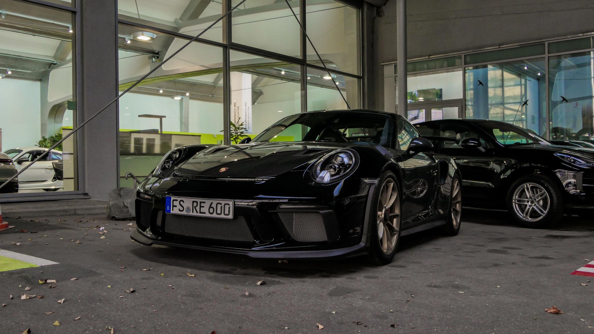Porsche 911 991.2 GT3 RS - FS-RE-600