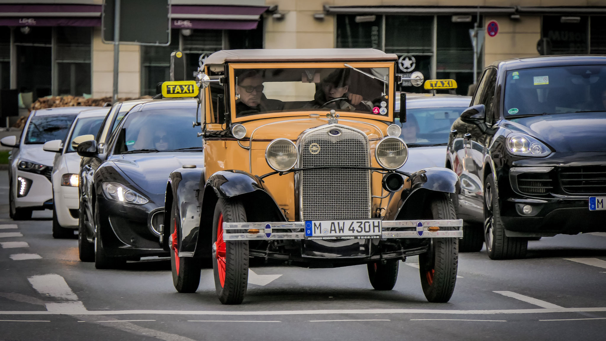 Ford Model A - M-AW-430H