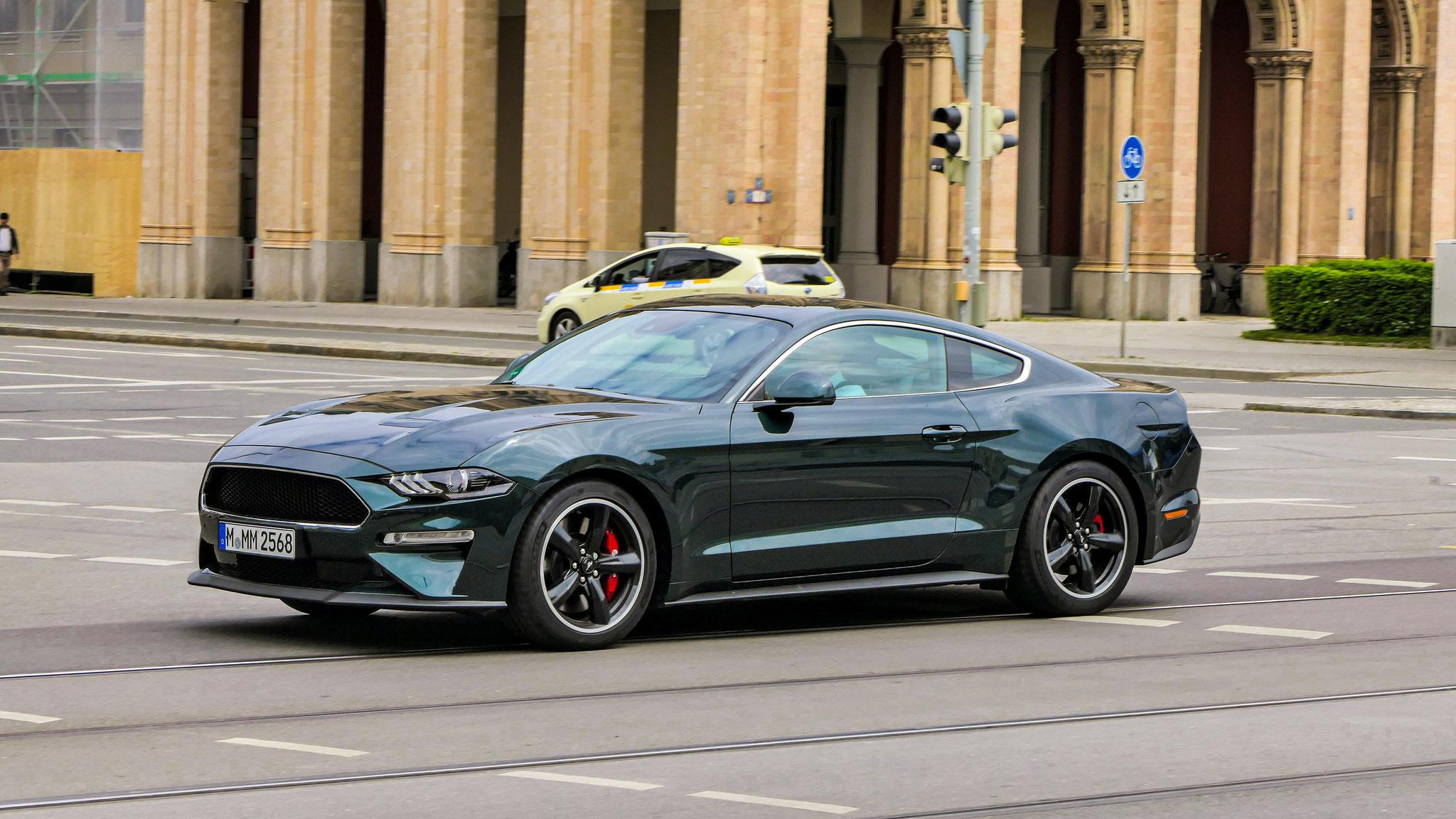 Ford Mustang Bullitt - M-MM-2568