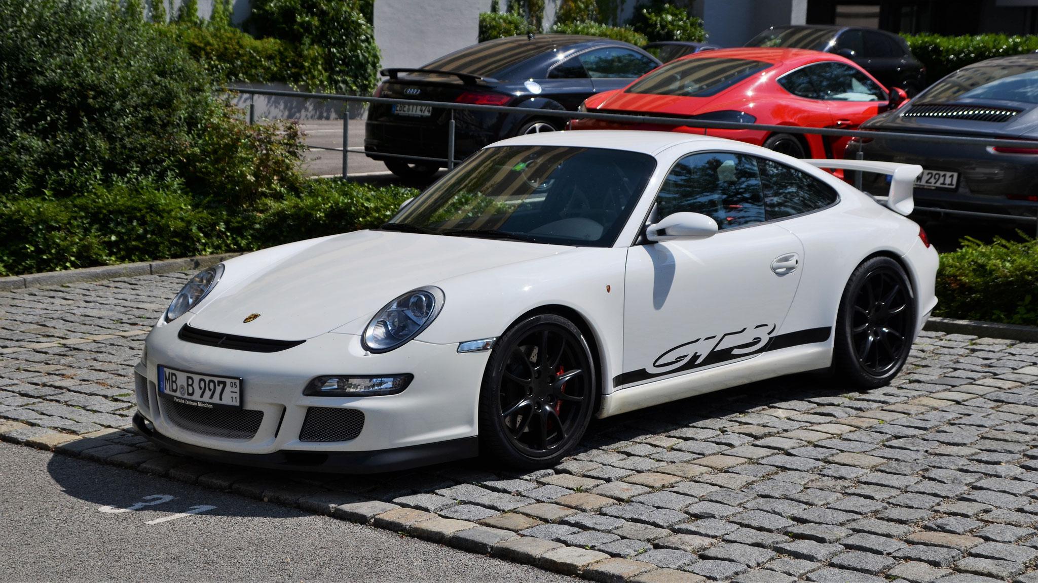 Porsche GT3 997 - MB-B-997