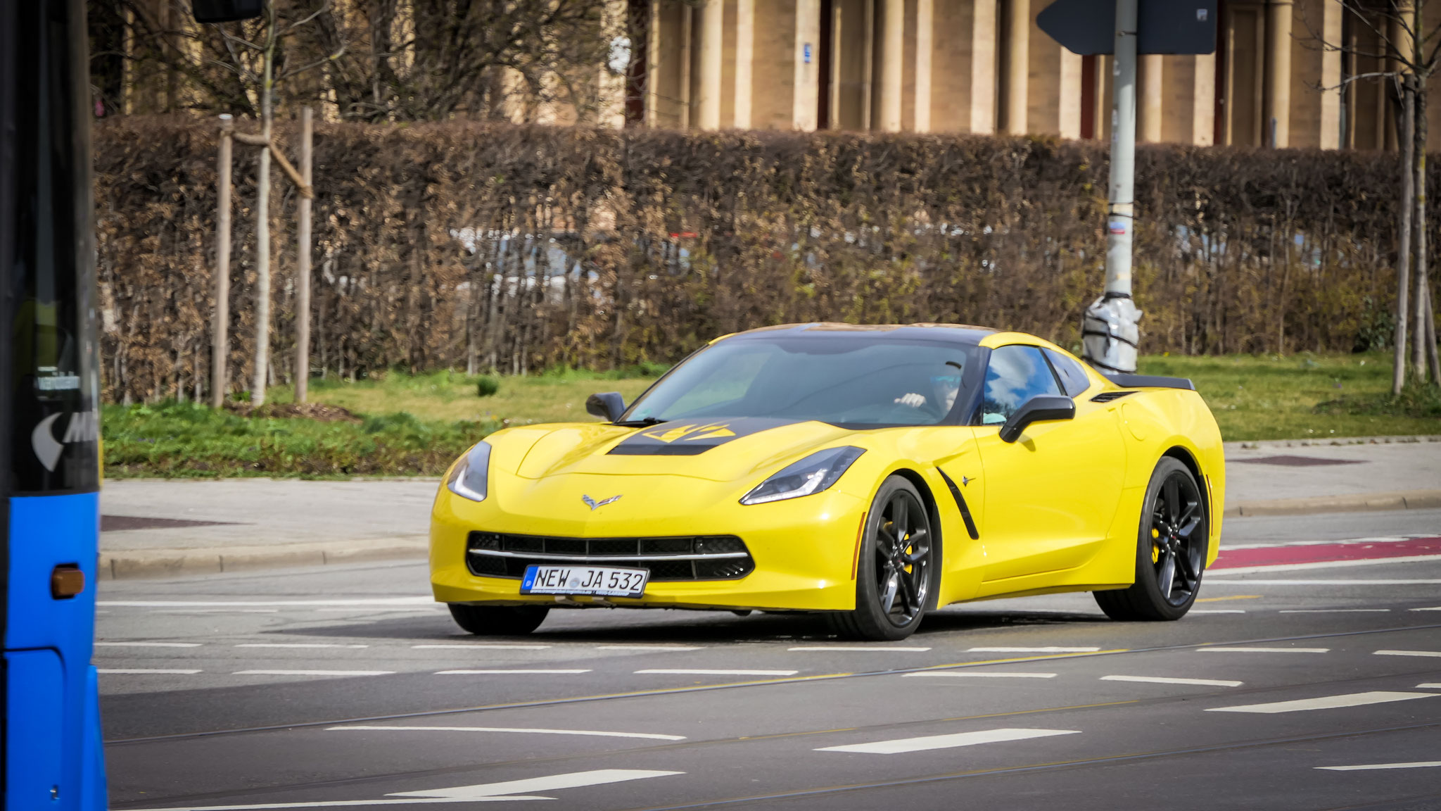 Chevrolet Corvette C7 Stingray - NEW-JA-532