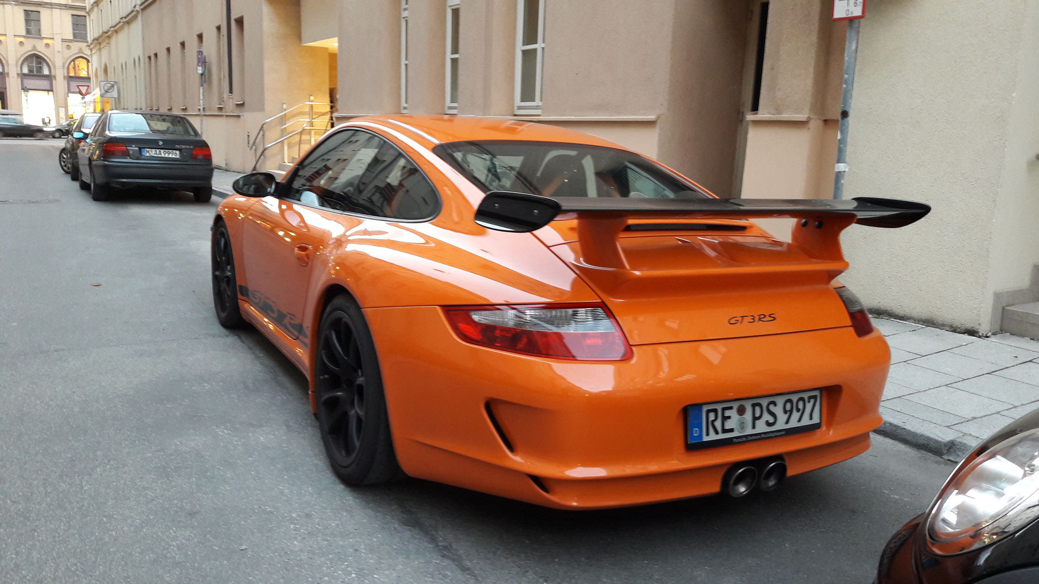 Porsche 911 GT3 RS - RE-PS-997