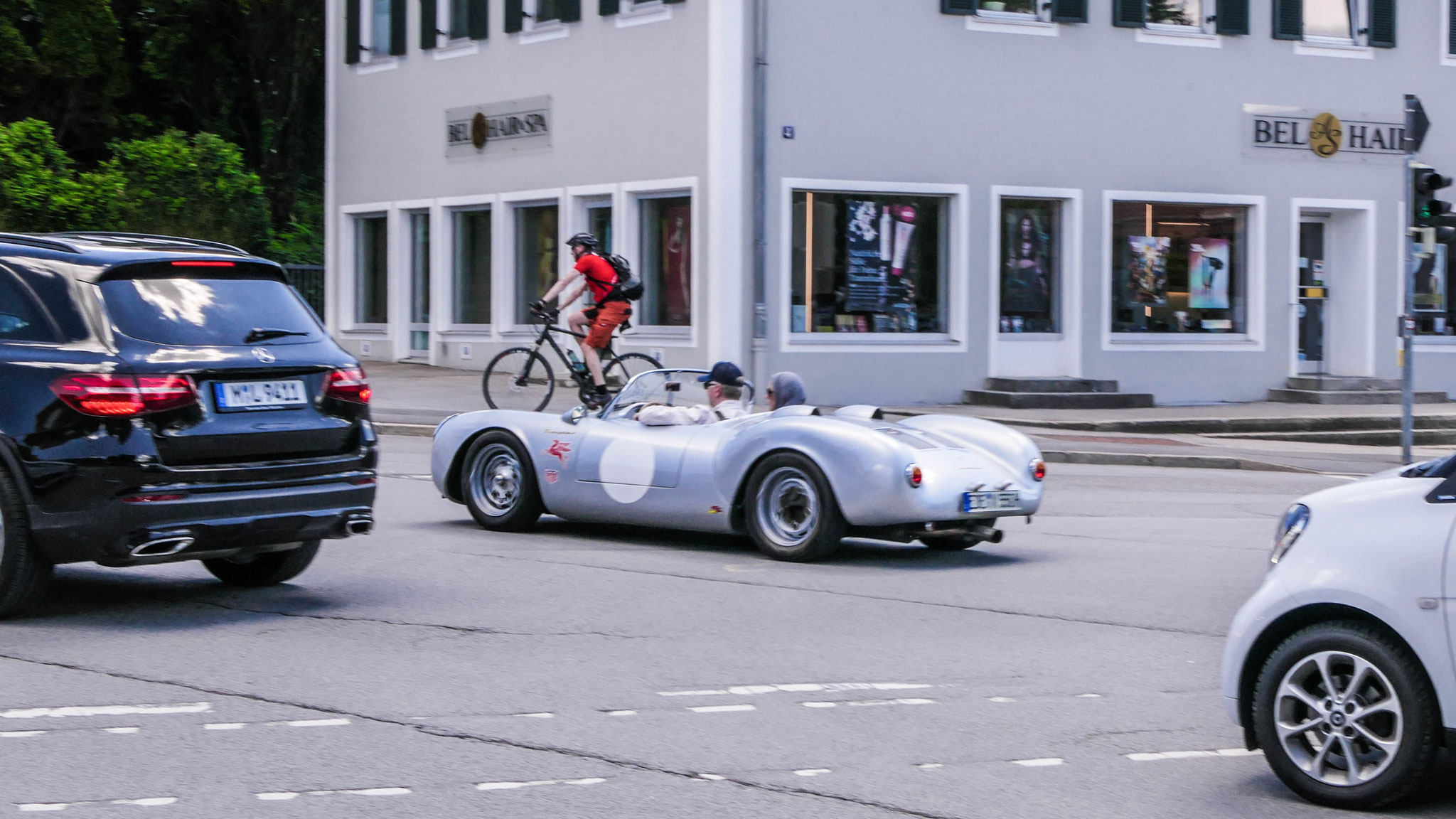 Porsche 550 Spyder - EBE-X-550H