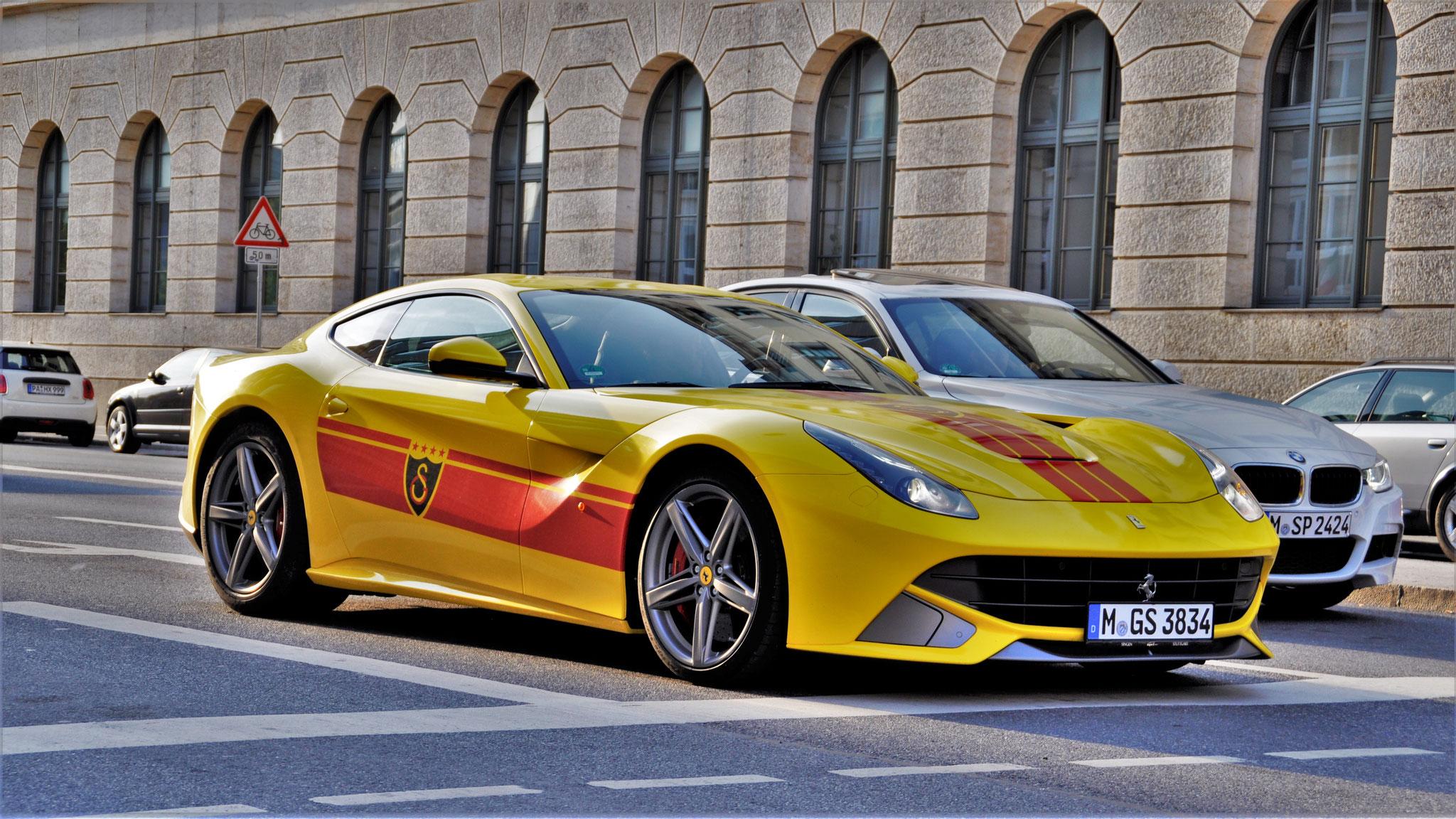 Ferrari F12 Berlinetta - M-GS-3834