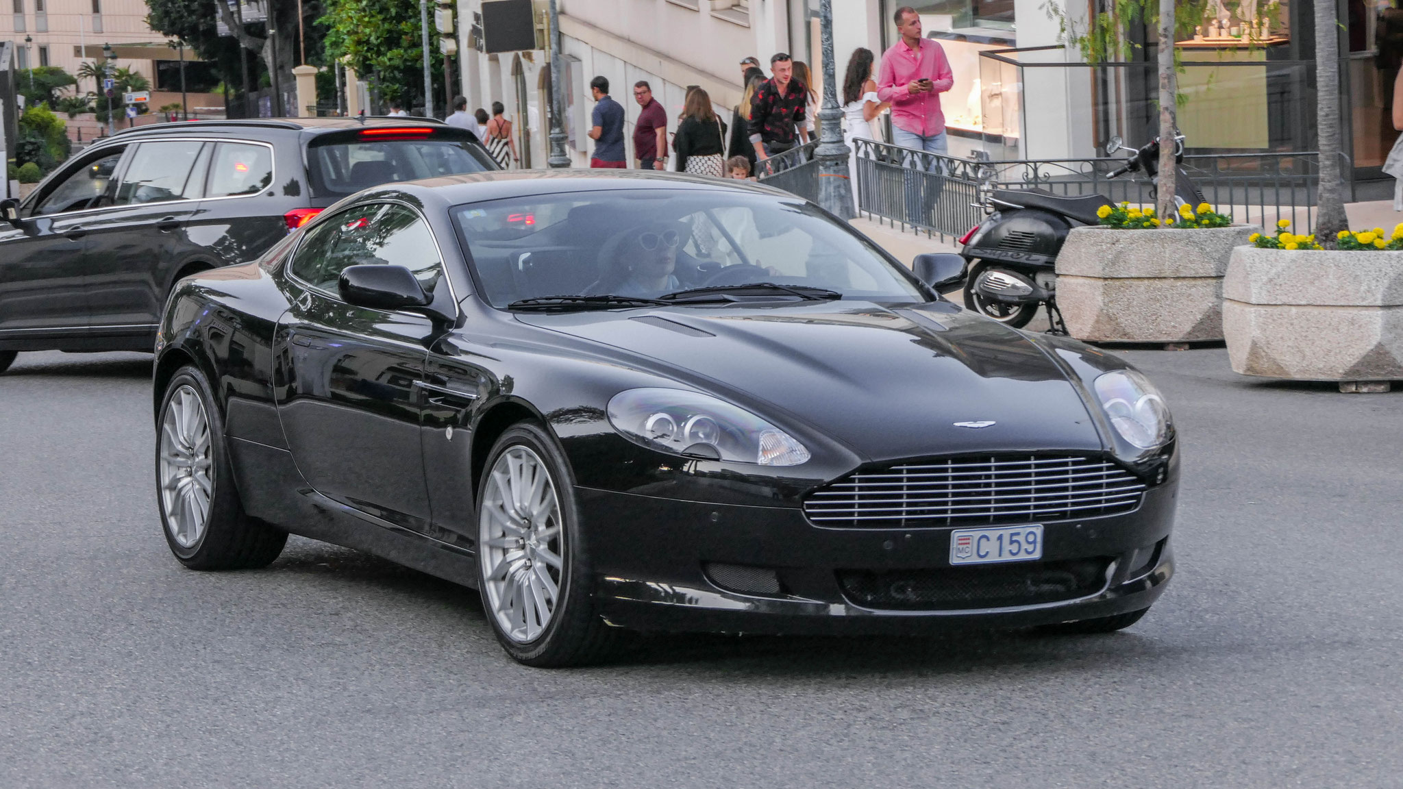 Aston Martin DB9 Coupé - C159 (MC)