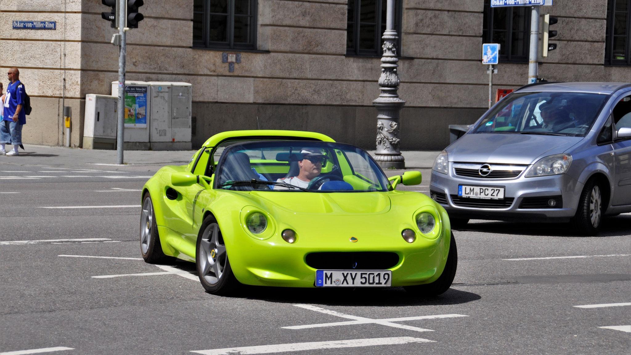 Lotus Elise S1 - M-XY-5019