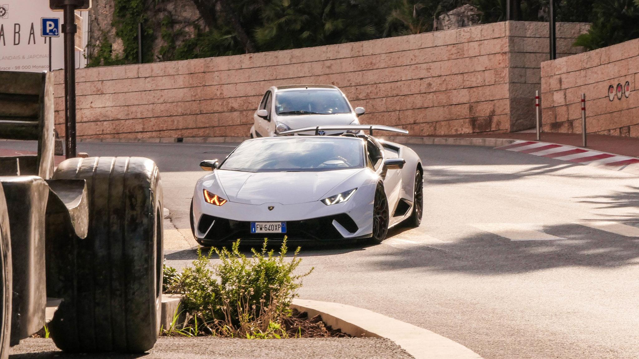 Lamborghini Huracan Performante - FW-640-XP (ITA)