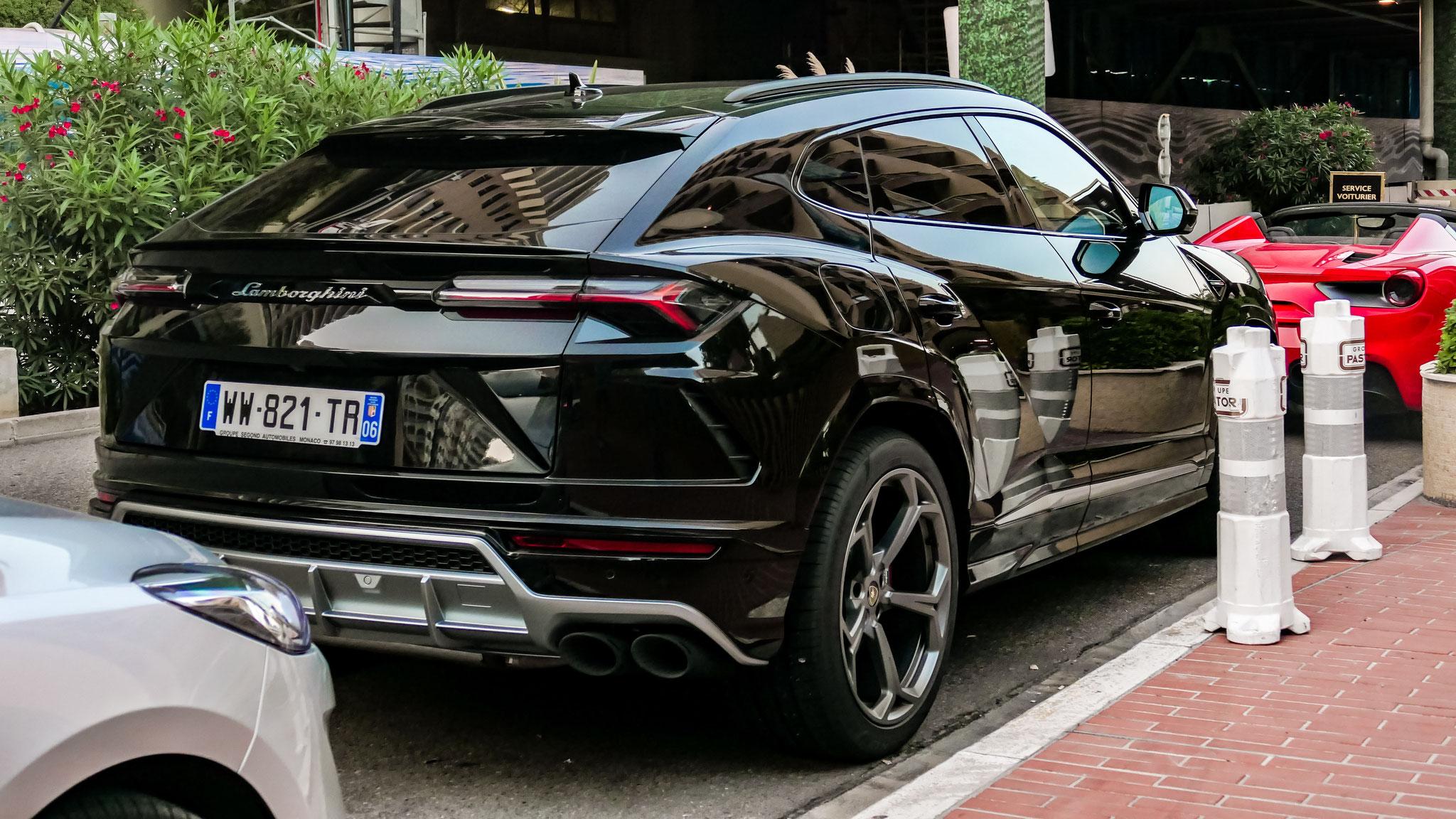 Lamborghini Urus - WW-821-TR-06 (FRA)