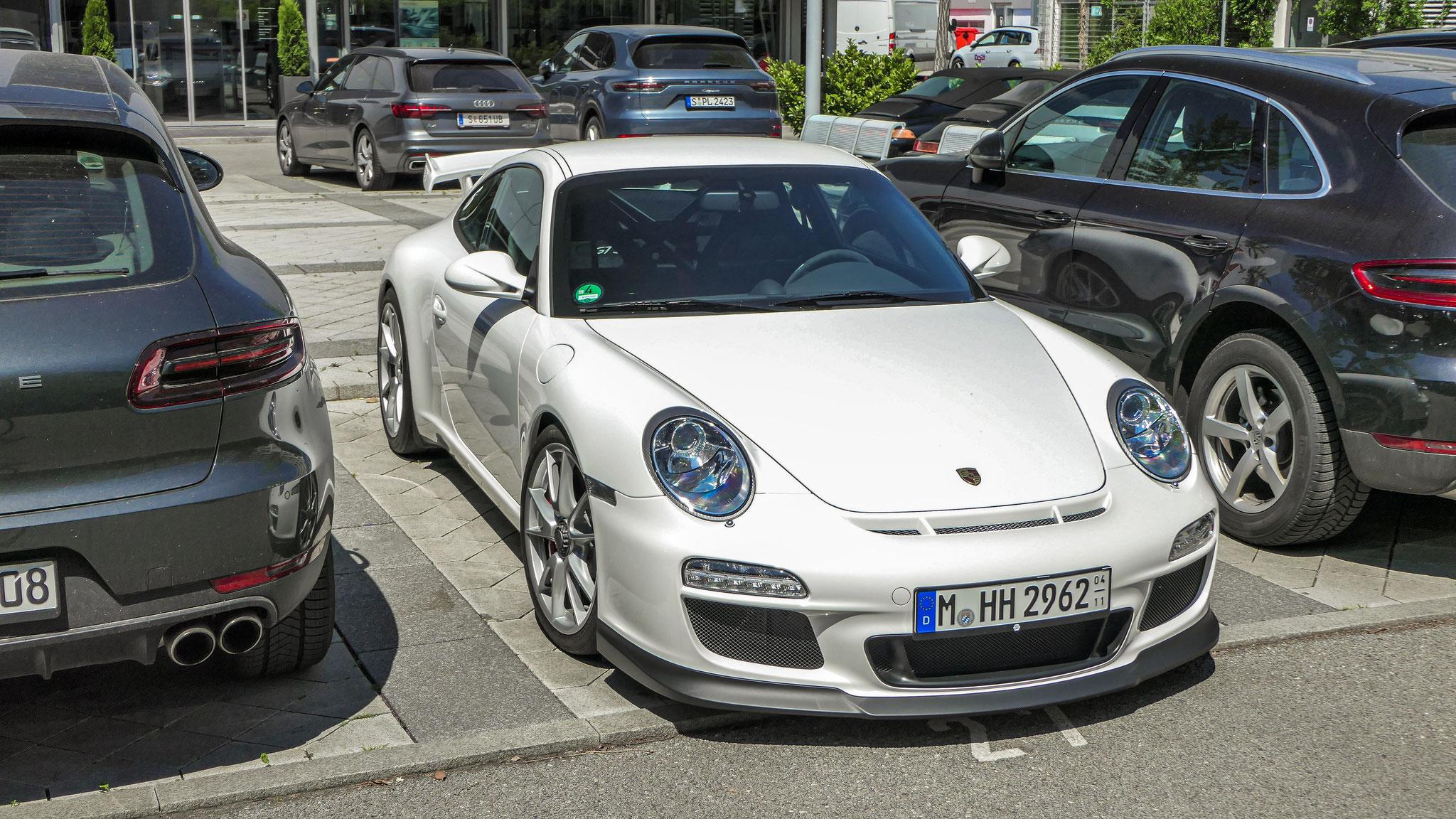 Porsche GT3 997 - M-HH-2962