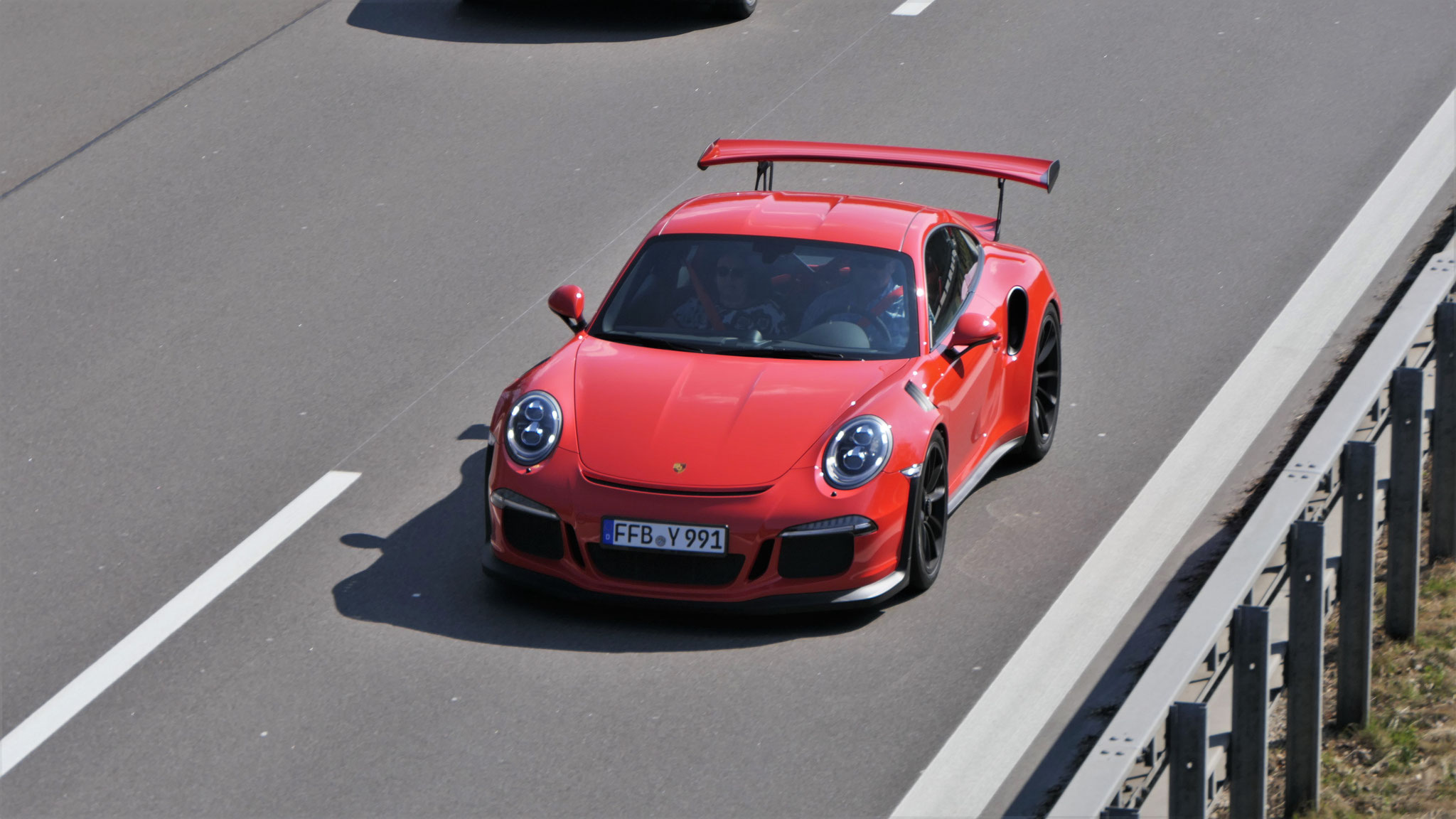 Porsche 911 GT3 RS - FFB-Y-991